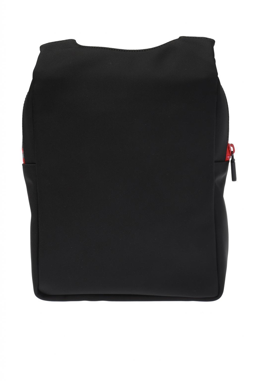 f0efbb2da27 Moncler - Black  pascal  Shoulder Bag for Men - Lyst. View fullscreen