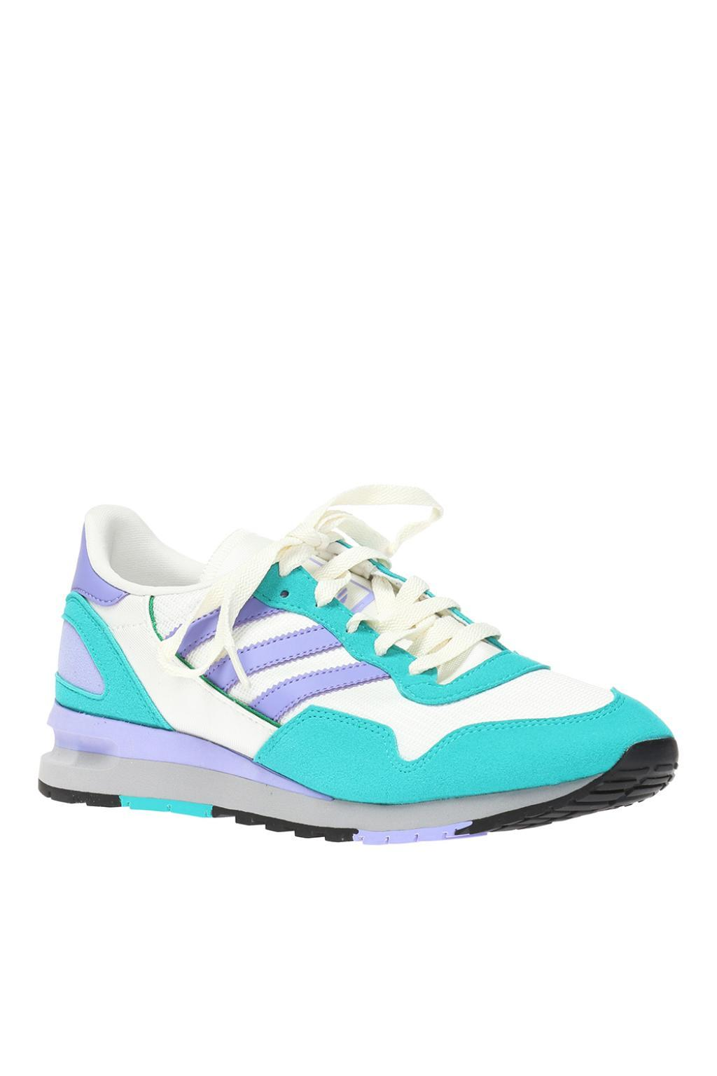aee9d517aed1 Lyst - adidas Originals Lowertree  Sport Shoes With A Logo in Blue ...