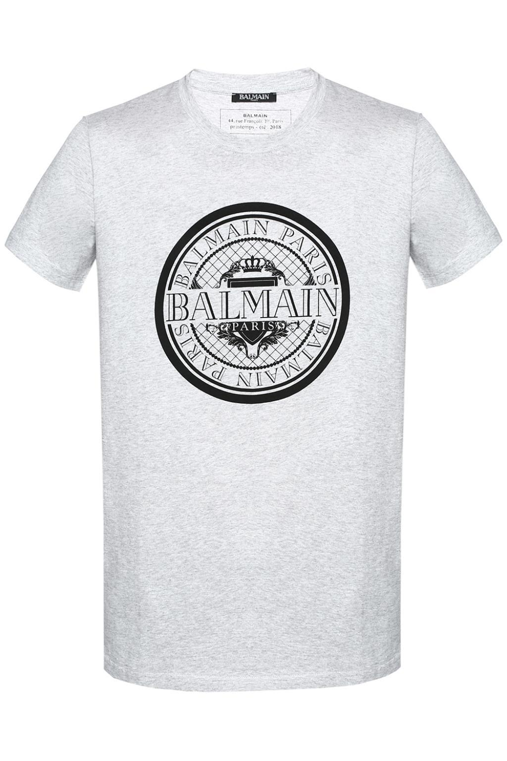 2b2c37ebf69 Balmain T Shirt Mens Selfridges | Toffee Art