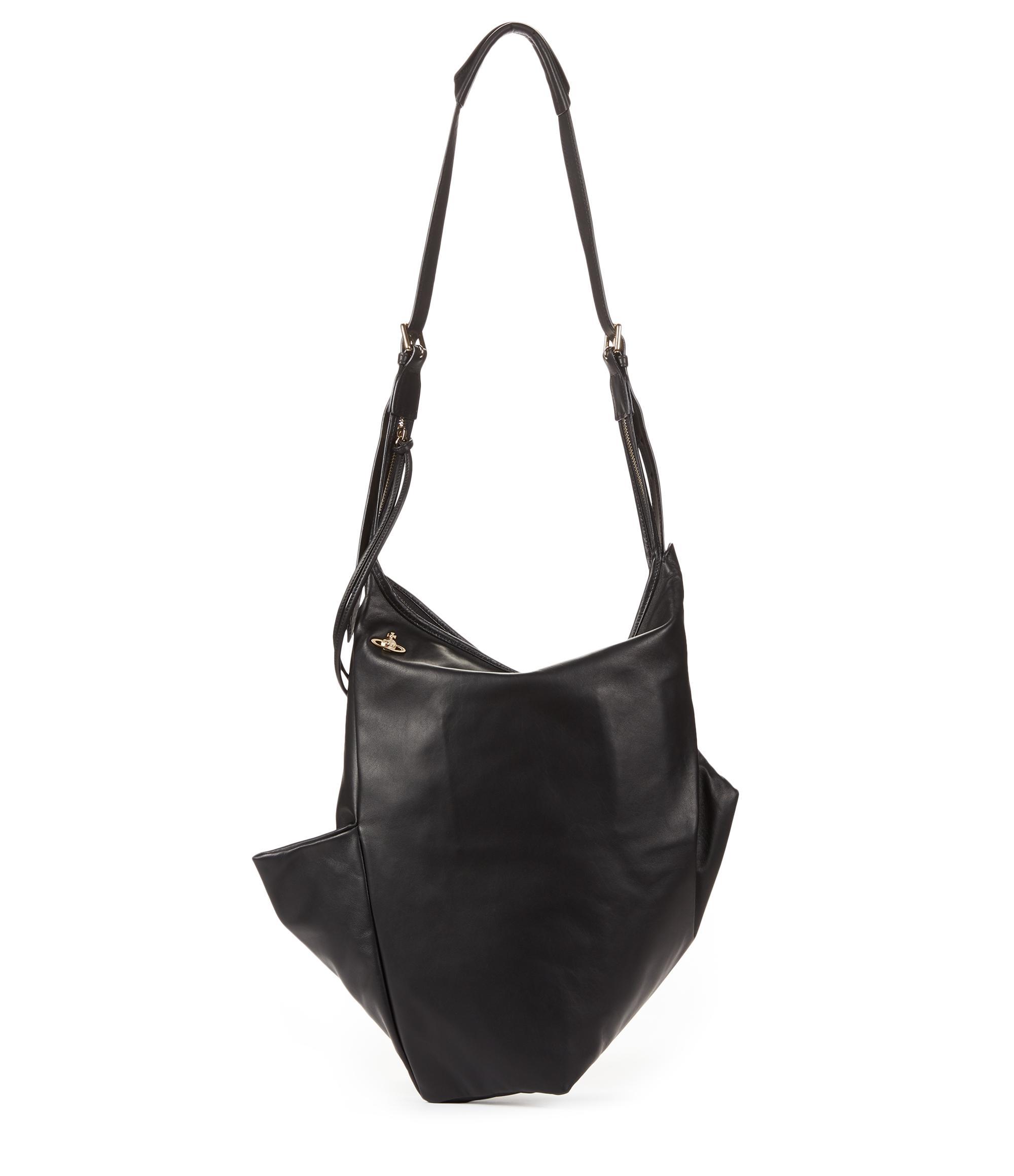 Vivienne westwood Leather Tintwistle Shoulder Bag 41010003 ...