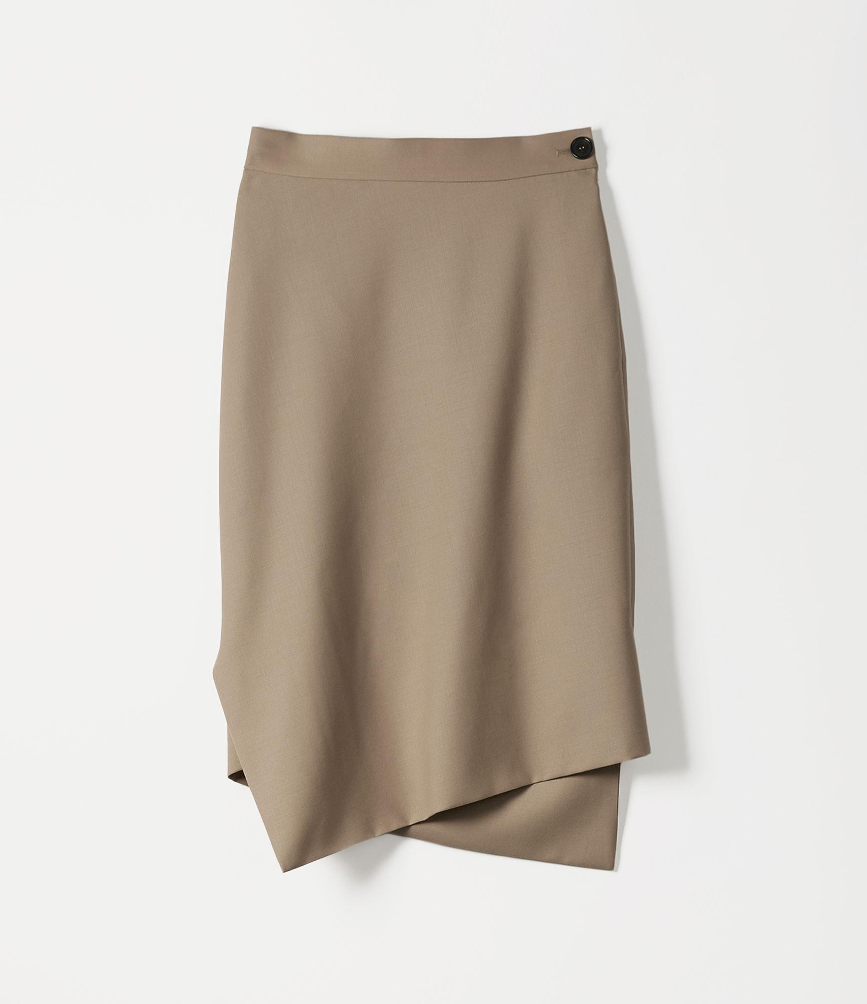 eeffeaf923 Vivienne Westwood Polina Skirt in Natural - Lyst