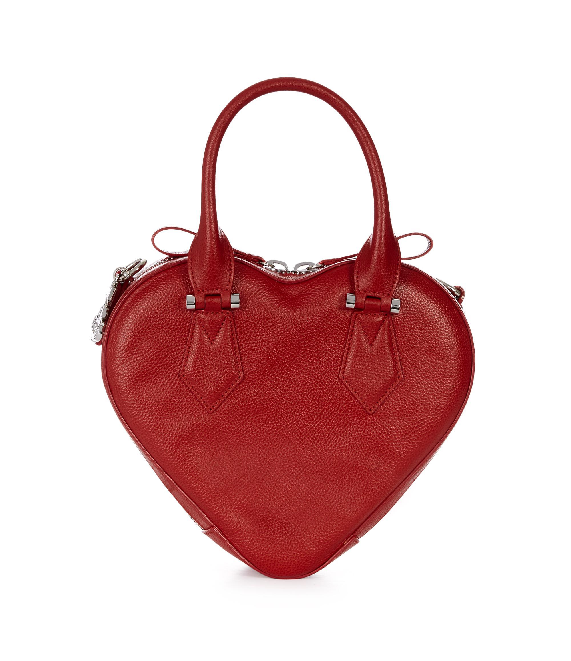 Johanna heart handbag - Red Vivienne Westwood tCnkGZDg