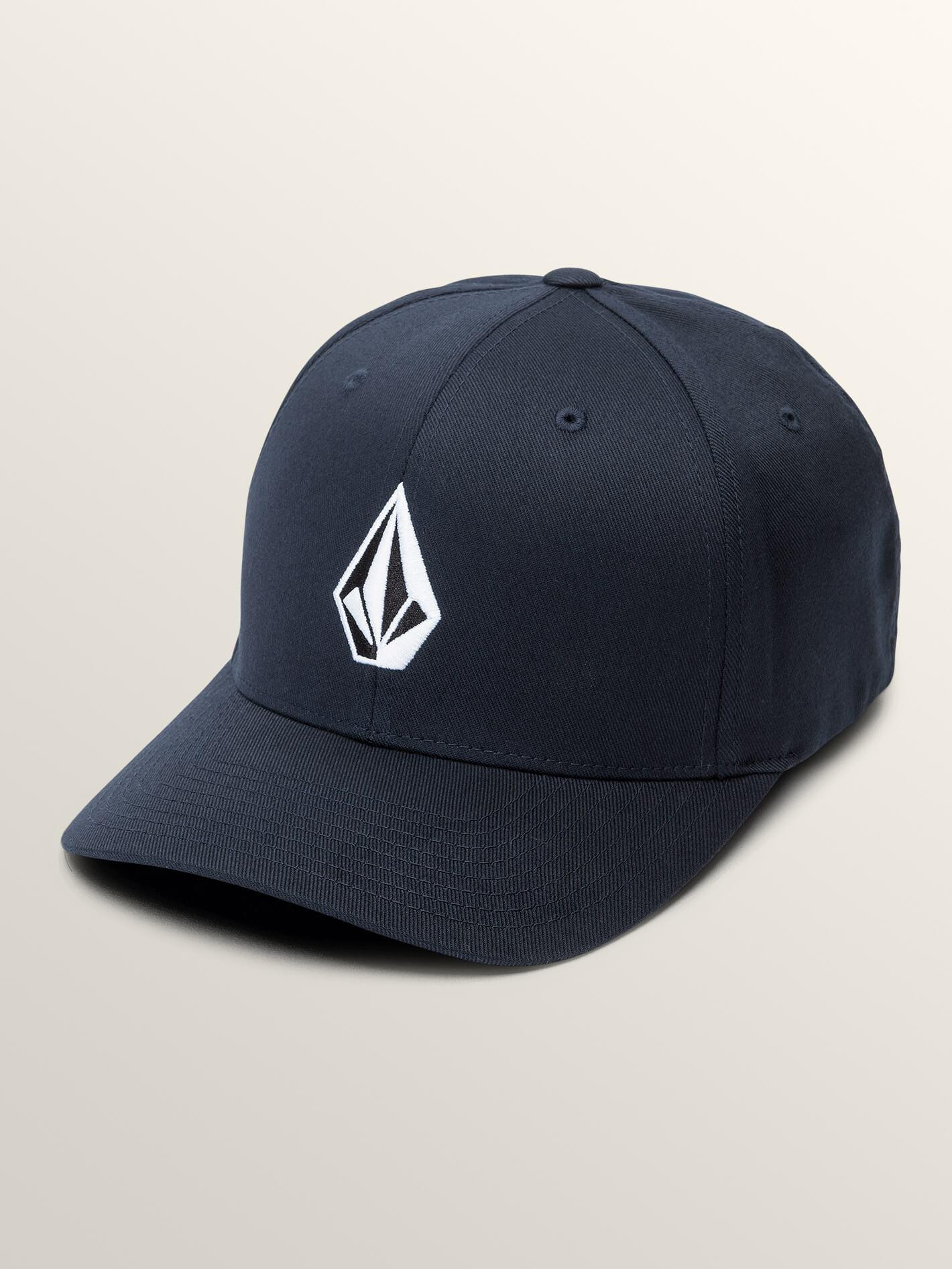 62cbb3adf52 Lyst - Volcom Stone Battery Size Panel Adjustable Hat in Blue for ...