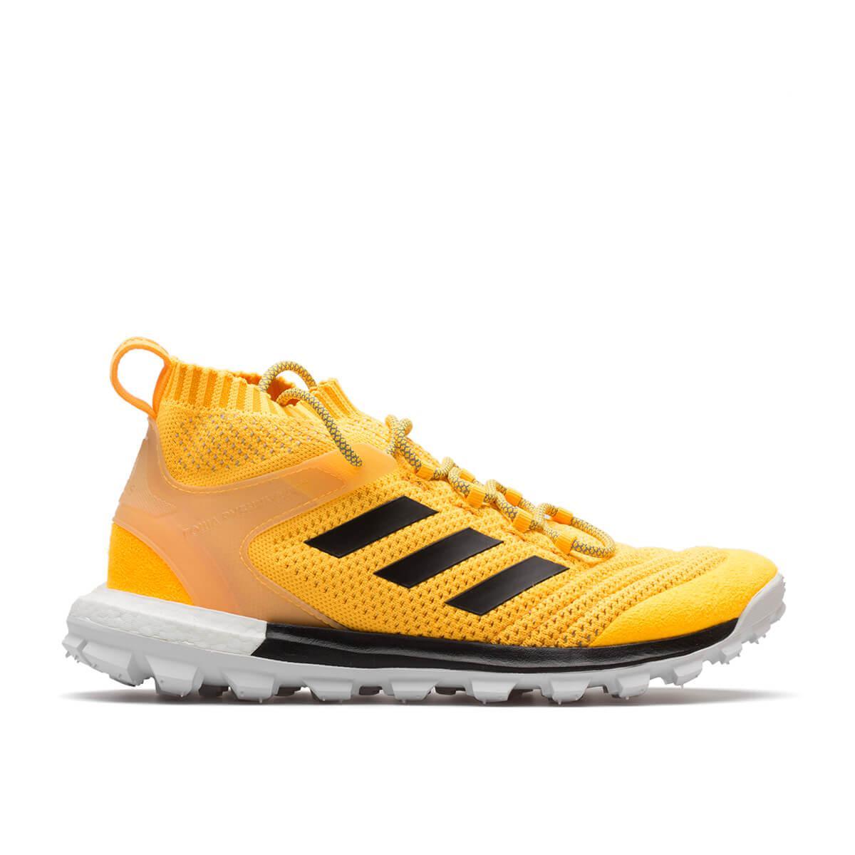 Vetements Yellow adidas Originals Edition Copa Mid PK Sneakers OaLUHUPYv9