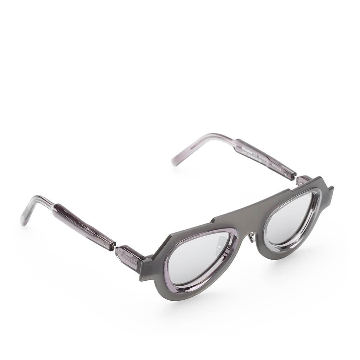 8c2644add6 Lyst - Kuboraum E5 Fs Sunglasses in Black for Men