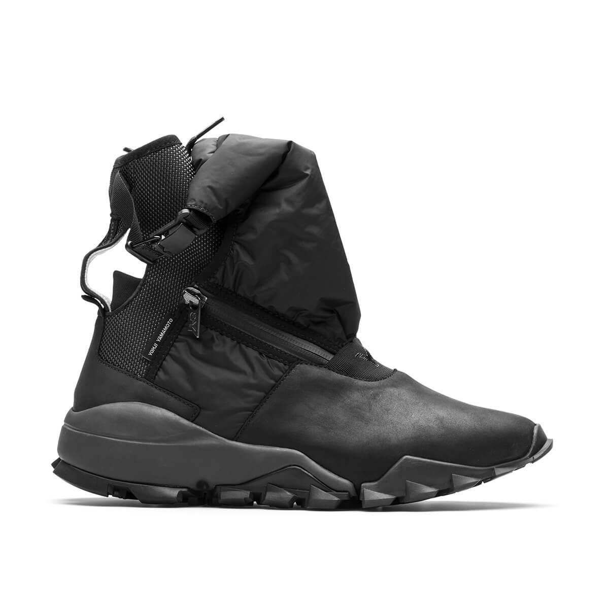 40c238d117ac1 Y-3 Ryo High Sneakers in Black for Men - Lyst