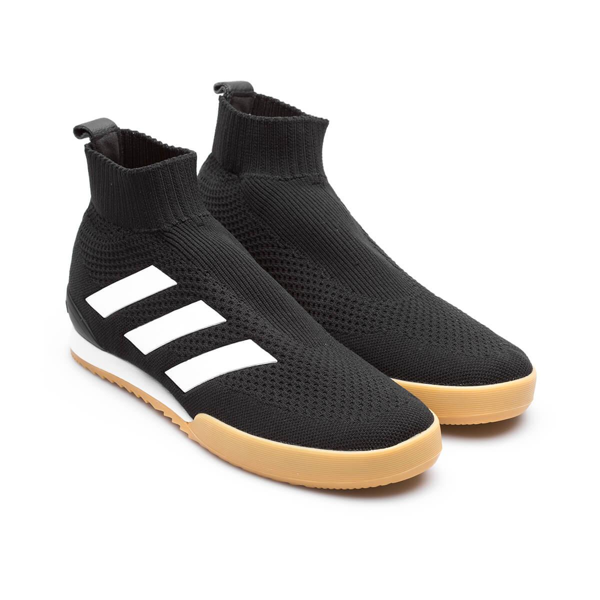 new concept e7951 38fef Gosha Rubchinskiy Scarpa X Adidas Ace 16+ Sneakers in Black