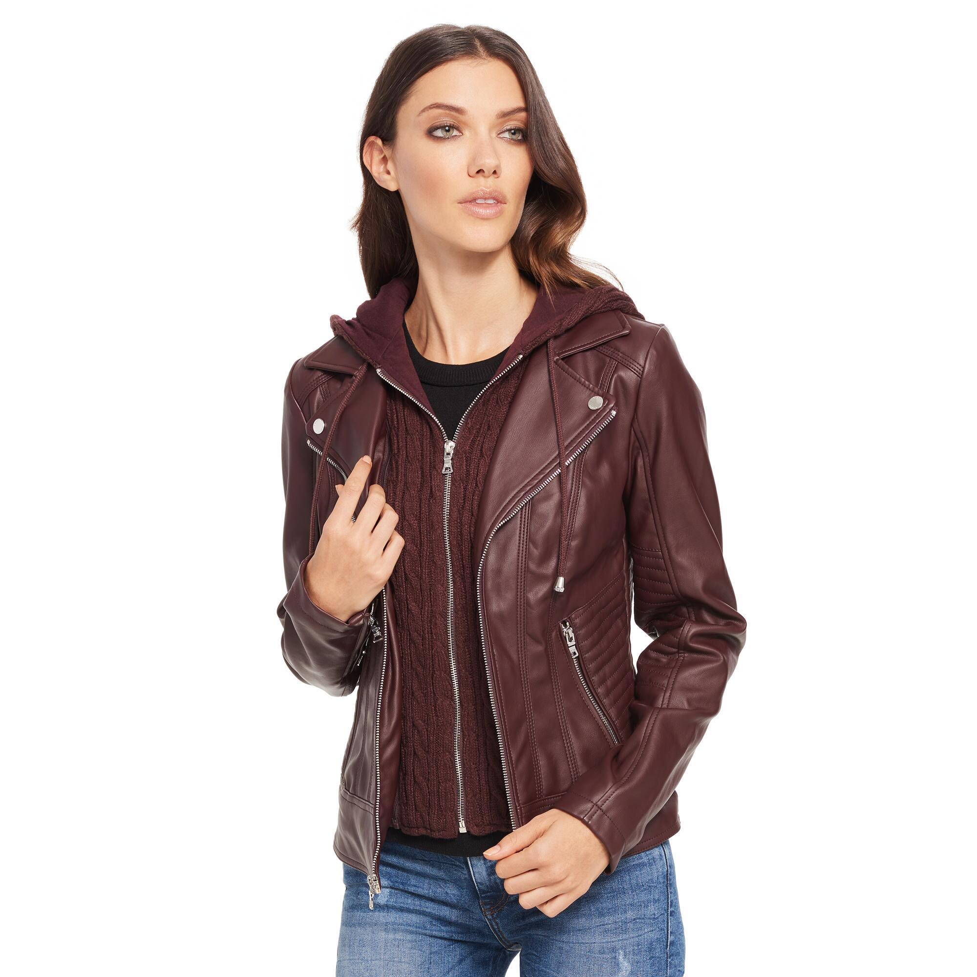 1584daad980 Gallery. Previously sold at  Wilsons Leather · Women s Quilted Jackets ...