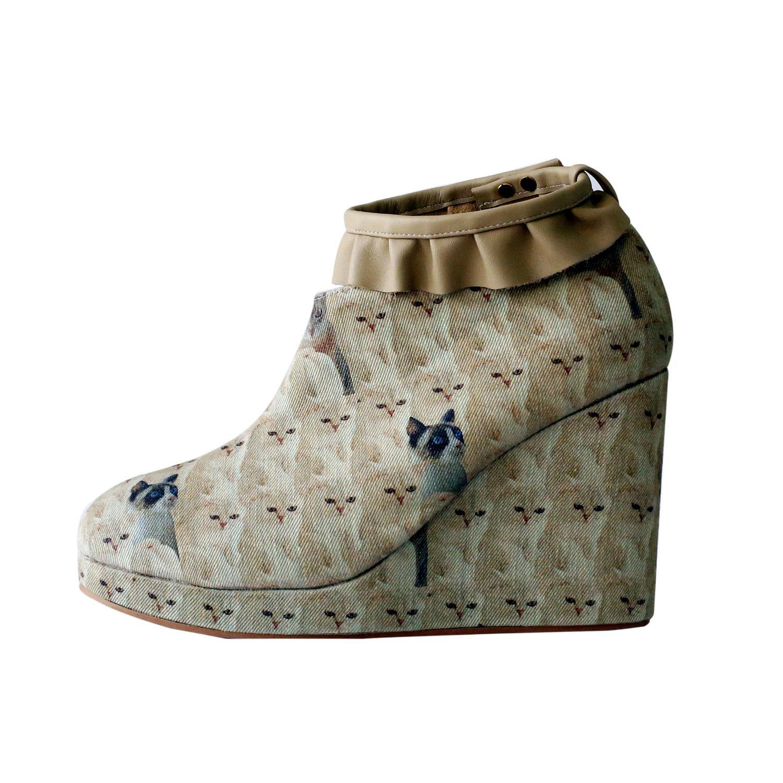 SUPERSWEET x moumi Tutu Boots Moumi aSHAYq