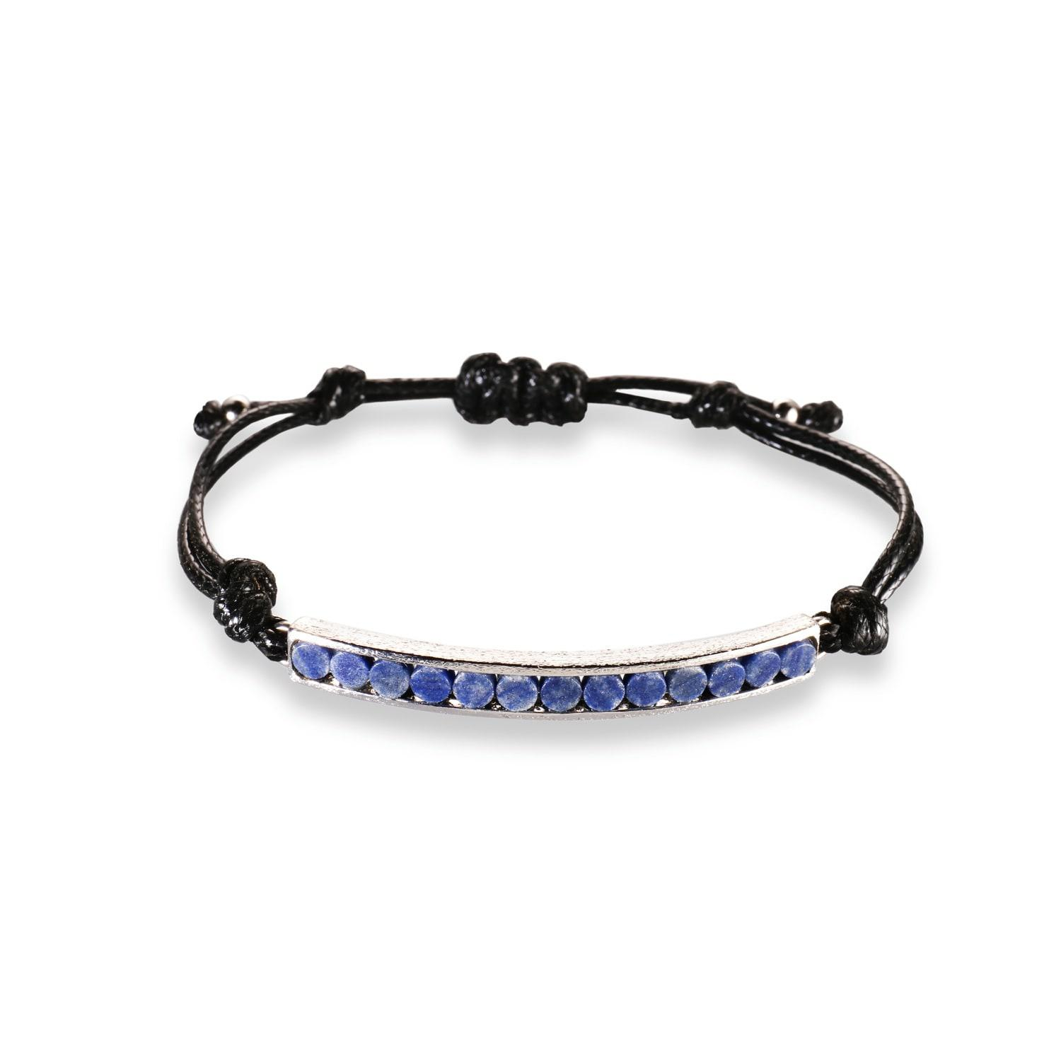 corded product bright com www img matte bracelet black beads prydeparade