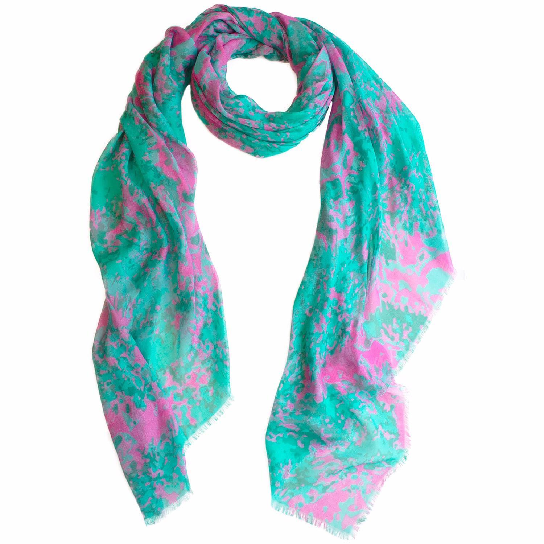Cashmere Silk Scarf - Blushing Silk Cashmere by VIDA VIDA hSZTWTn