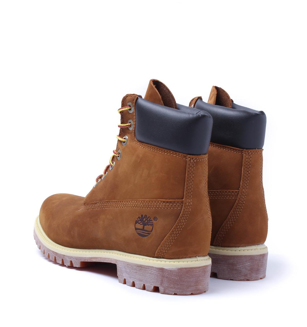 Rust Lace Up Shoes