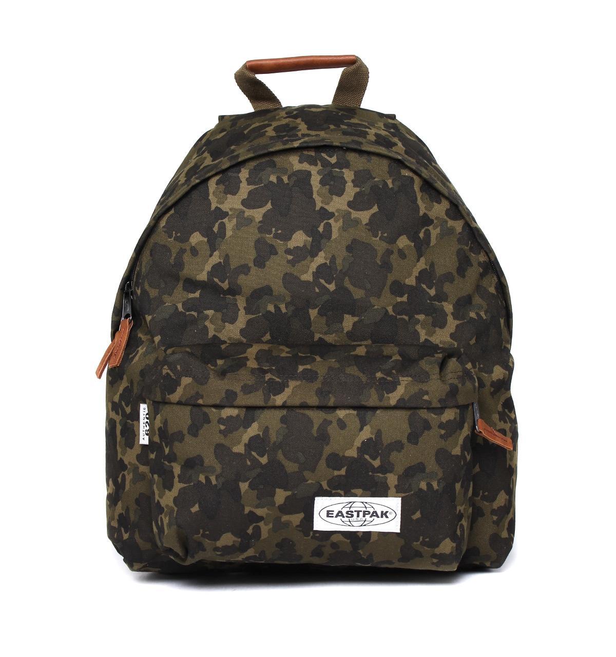 59fb4e25754 Eastpak Padded Pak'r Opgrade Camo Backpack for Men - Lyst