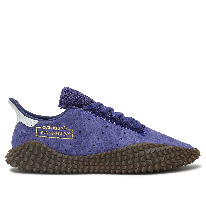 brand new 3fa09 d8873 Lyst - adidas Kamanda 01 in Blue for Men