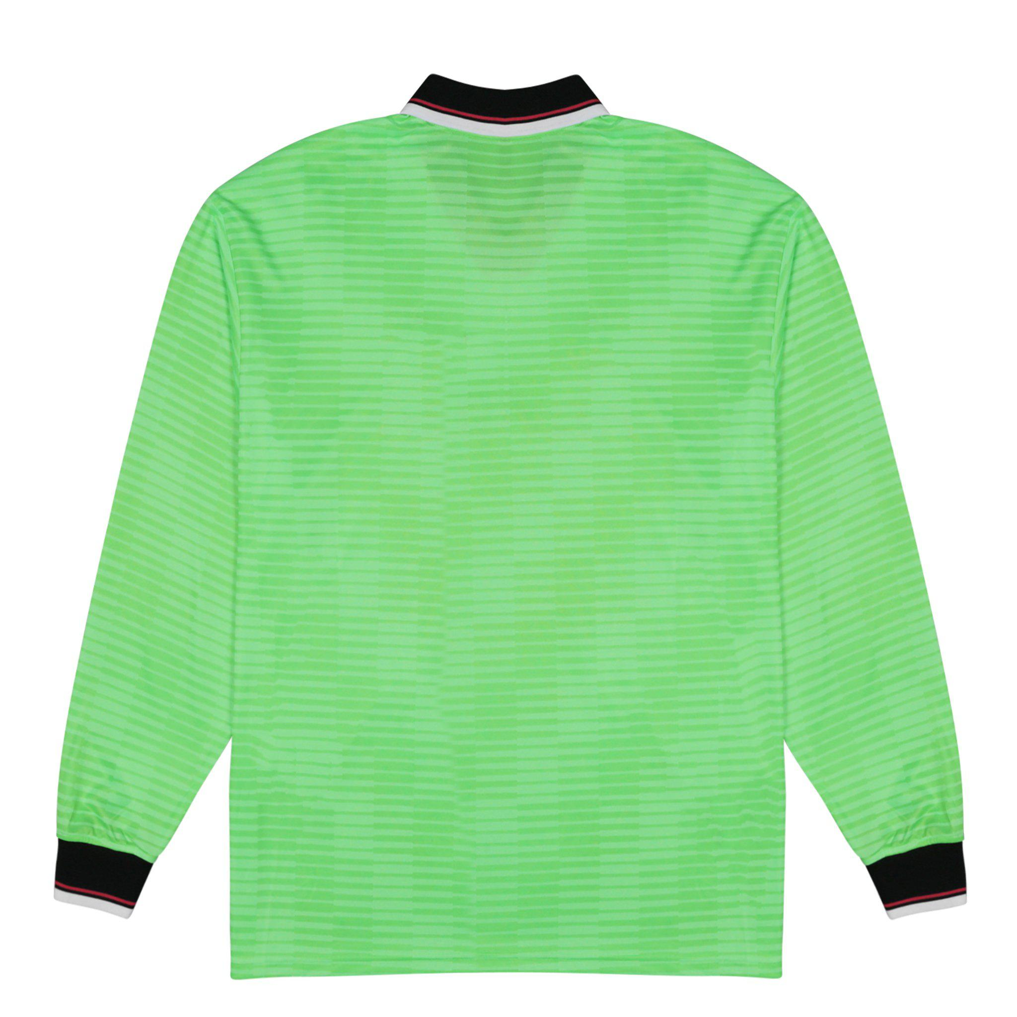739c7a85f5a Gosha Rubchinskiy Adidas Soccer Polo Shirt in Green for Men - Lyst