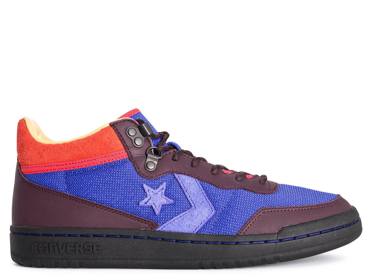 730b4182c6b6 Lyst - Converse Fastbreak Mid X Clot in Blue for Men
