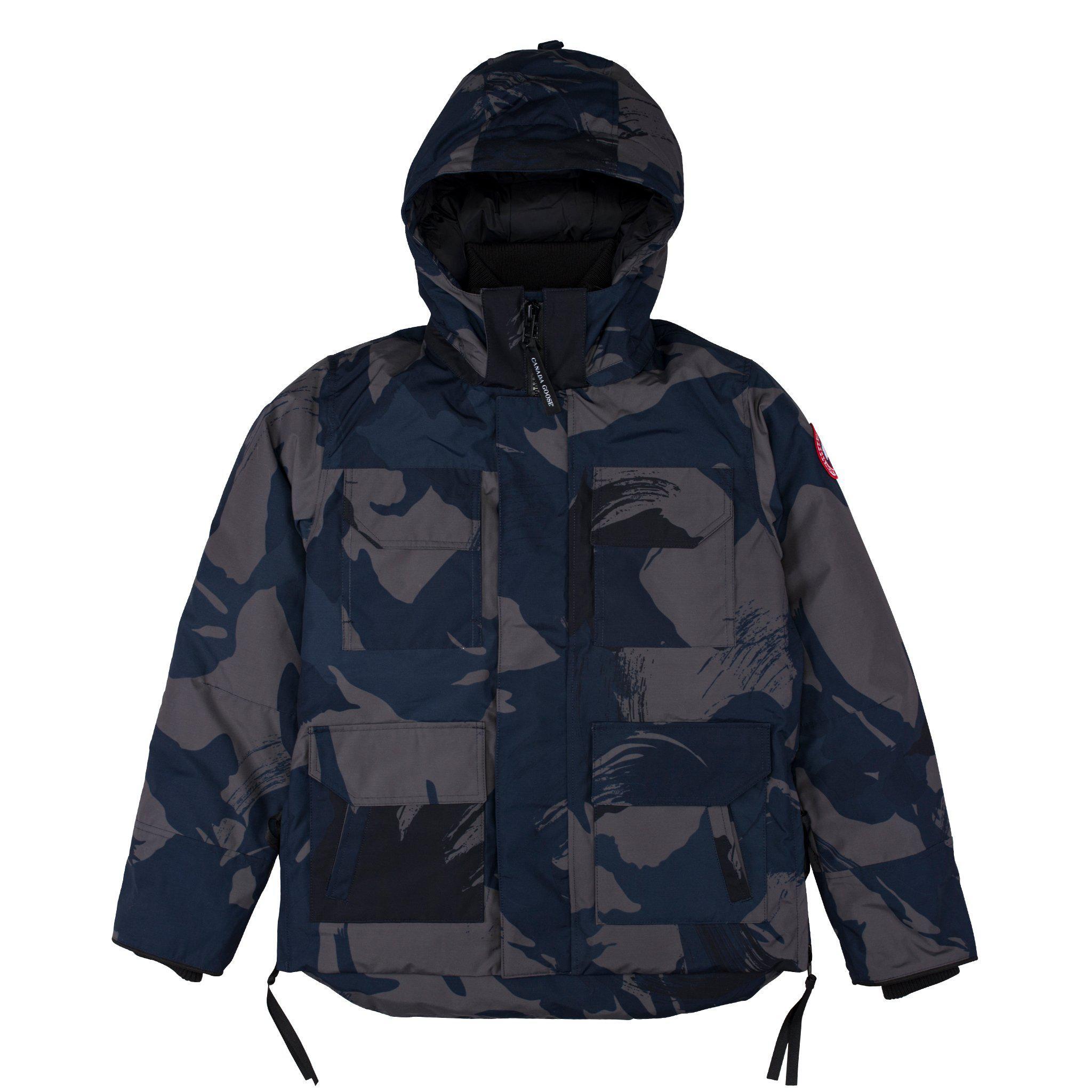 canada goose Raincoats Admiral Blue