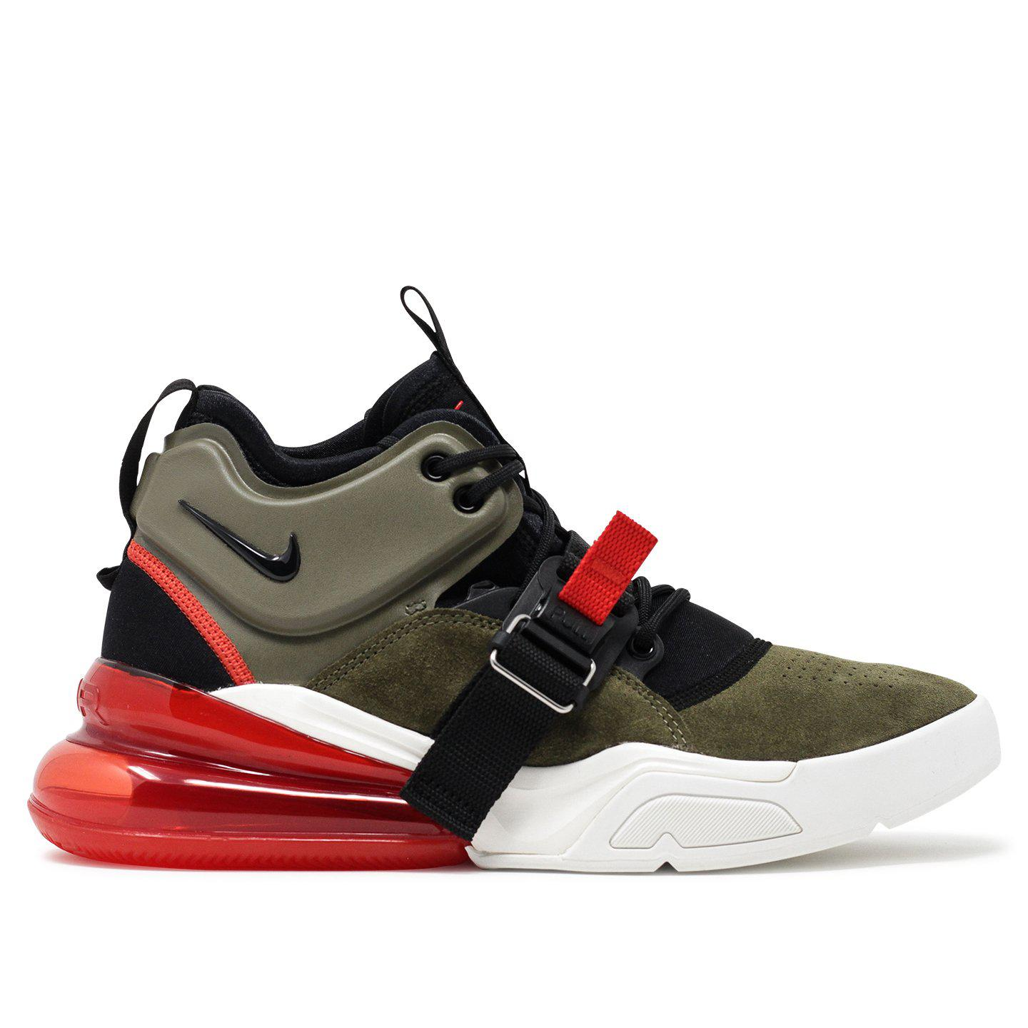 hot sales 26a6c 0ec96 Lyst - Nike Air Force 270 in Black for Men