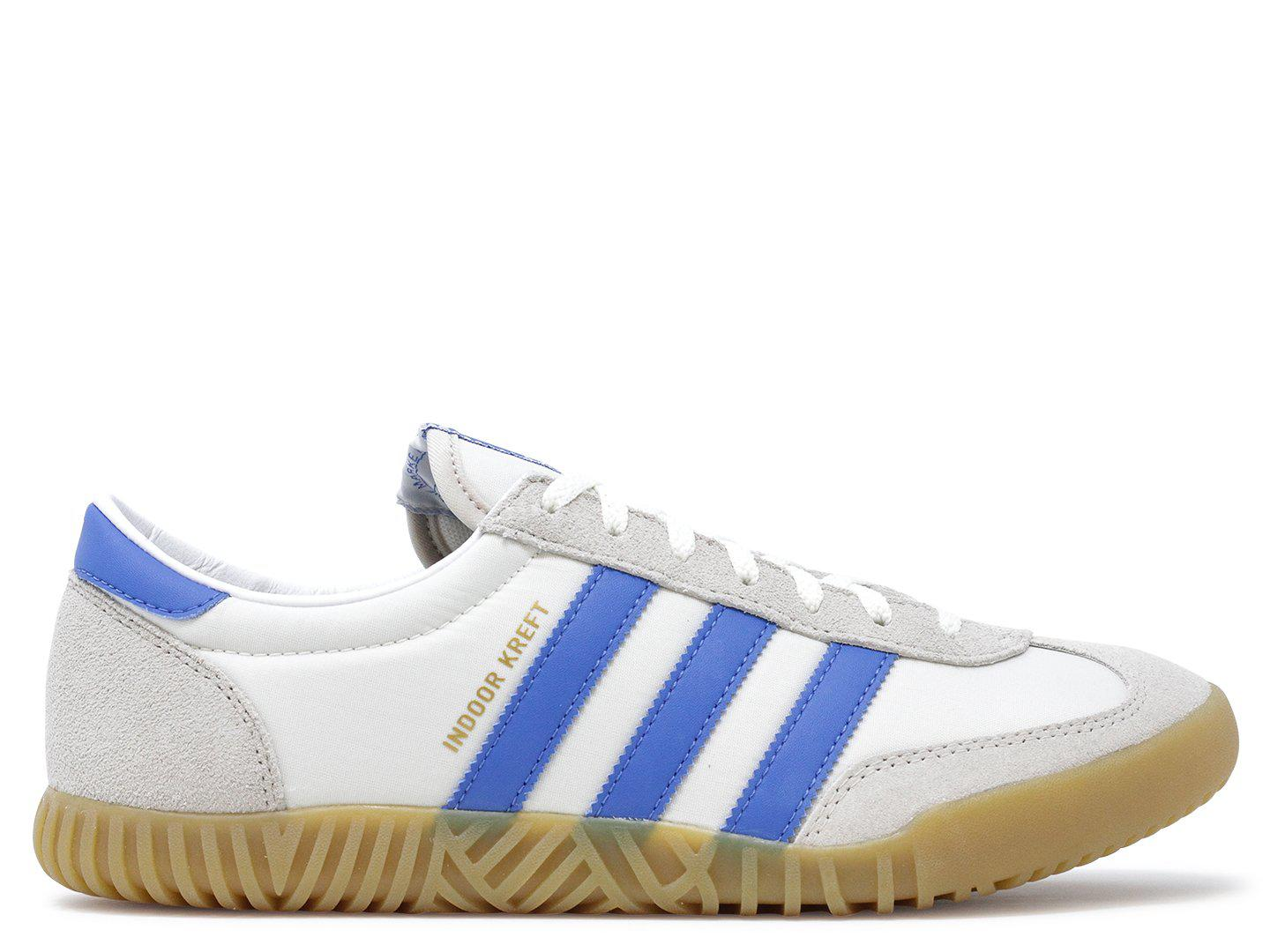 Indoor Kreft Spezial Leather-trimmed Shell And Suede Sneakers adidas Originals mwDhuc