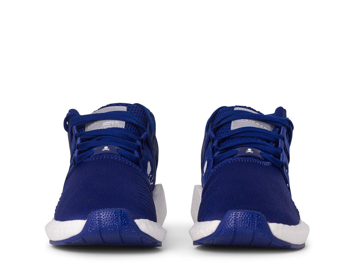 new style a4192 4e40a ... Lyst - Adidas Originals Mastermind World Eqt Support Mid 931 super  quality 69b35 571bb ...