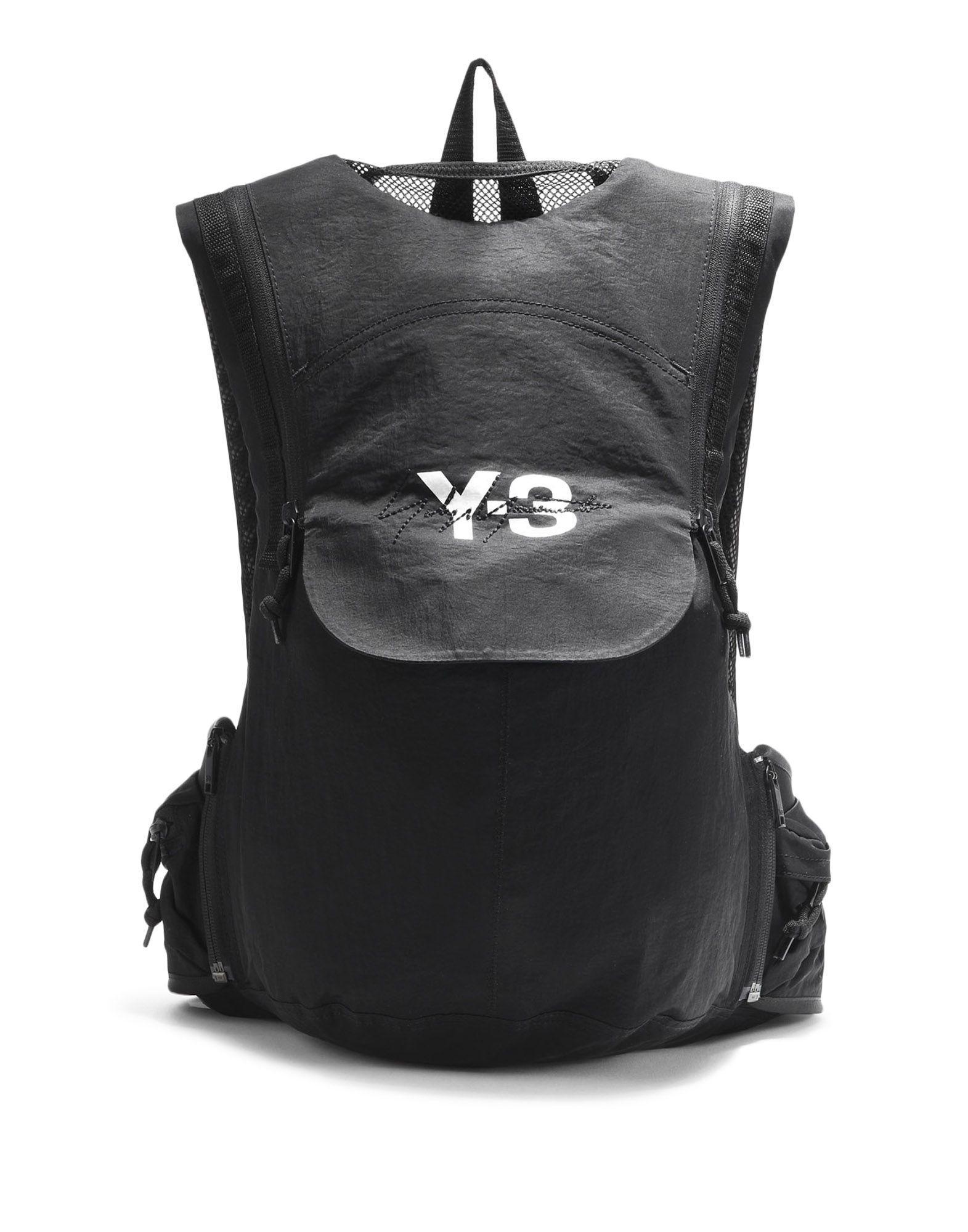 Lyst - Y-3 Running Backpack in Black for Men - Save 34% 5b4ecc064327c