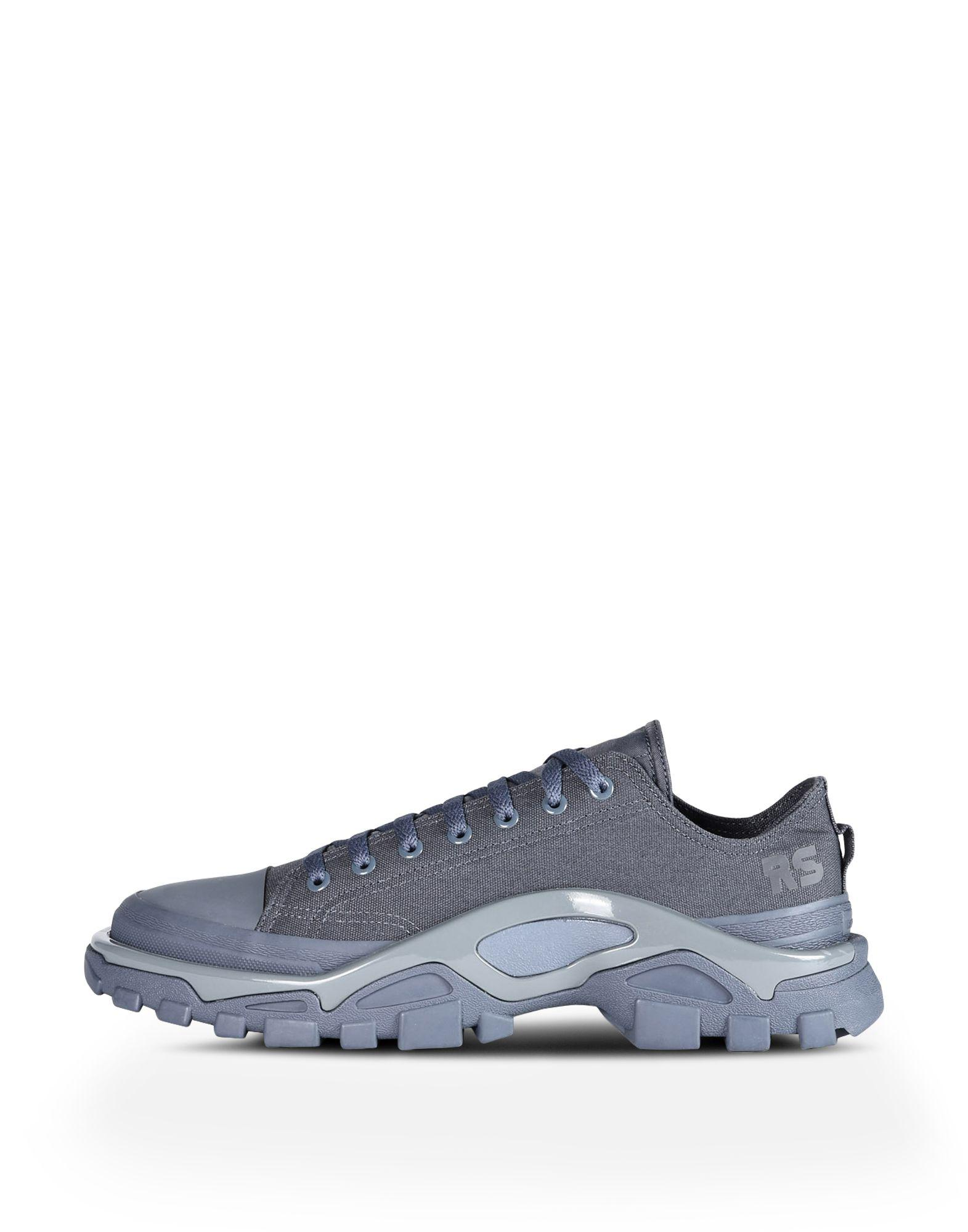 pick up f8e3a 68483 adidas By Raf Simons. Mens Gray Sneakers
