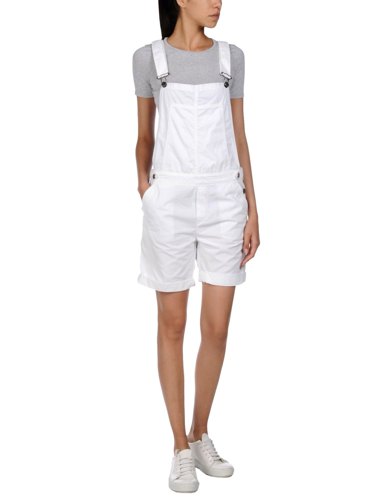 Buy Cheap Purchase DUNGAREES - Short dungarees 40weft Wide Range Of For Cheap Cheap Online XZHNA0mq