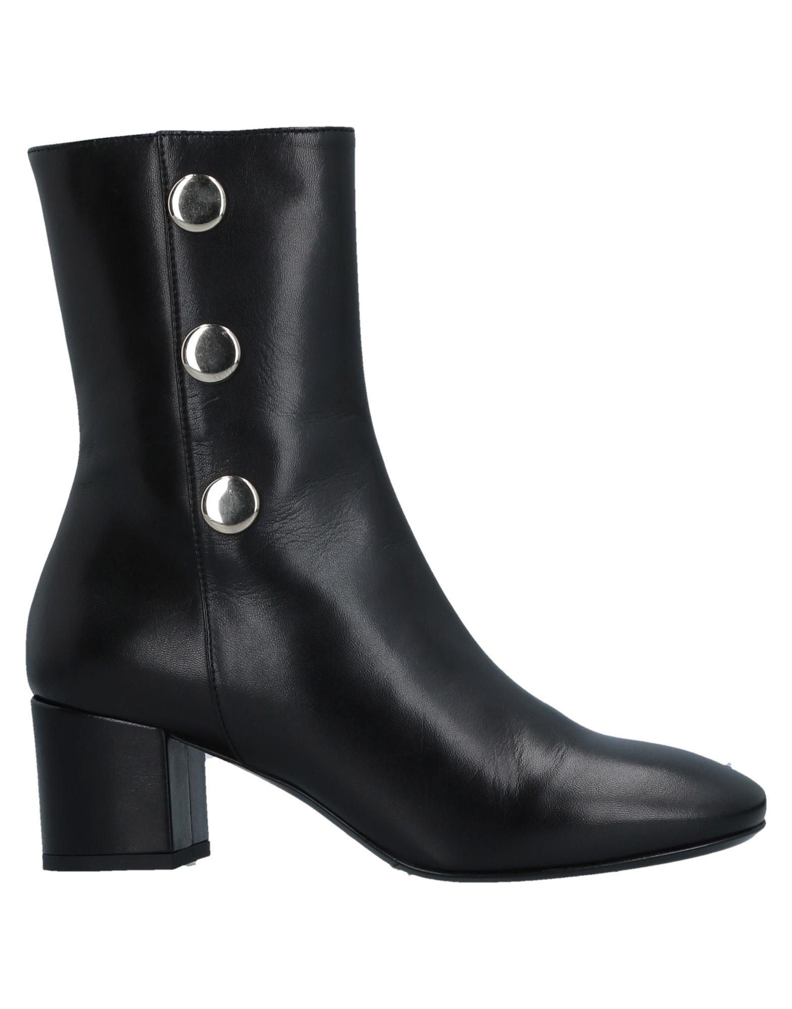Black Boots Lyst Carla in G Ankle f7gxXwq1n