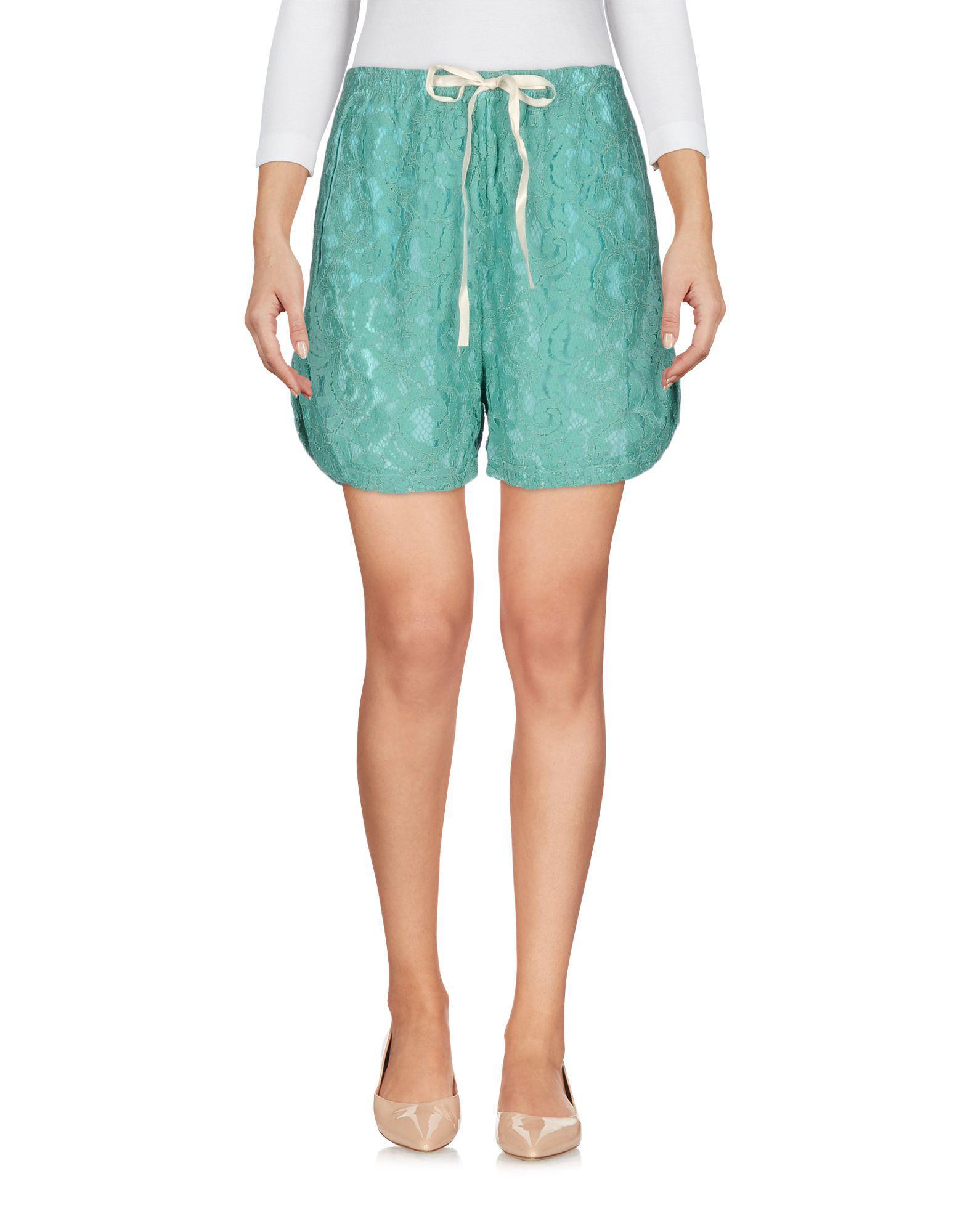 TROUSERS - 3/4-length trousers Roberto Collina SCNoMzI