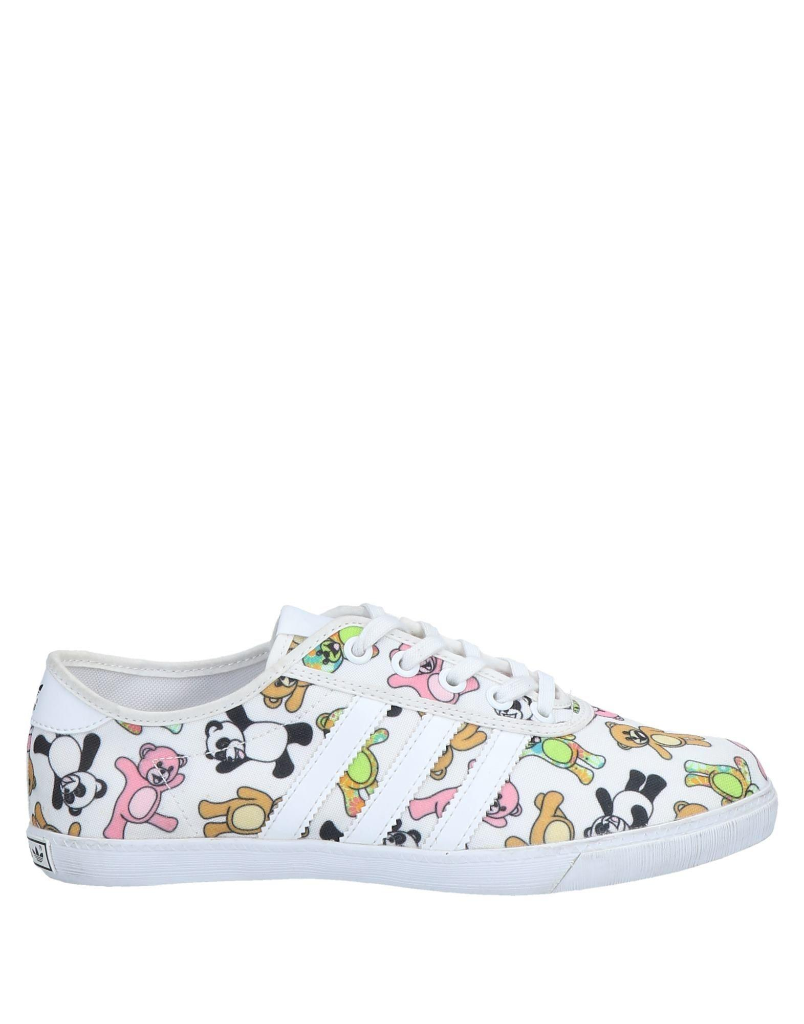 2d71b1c3f88e Lyst - Jeremy Scott for adidas Low-tops   Sneakers in White for Men