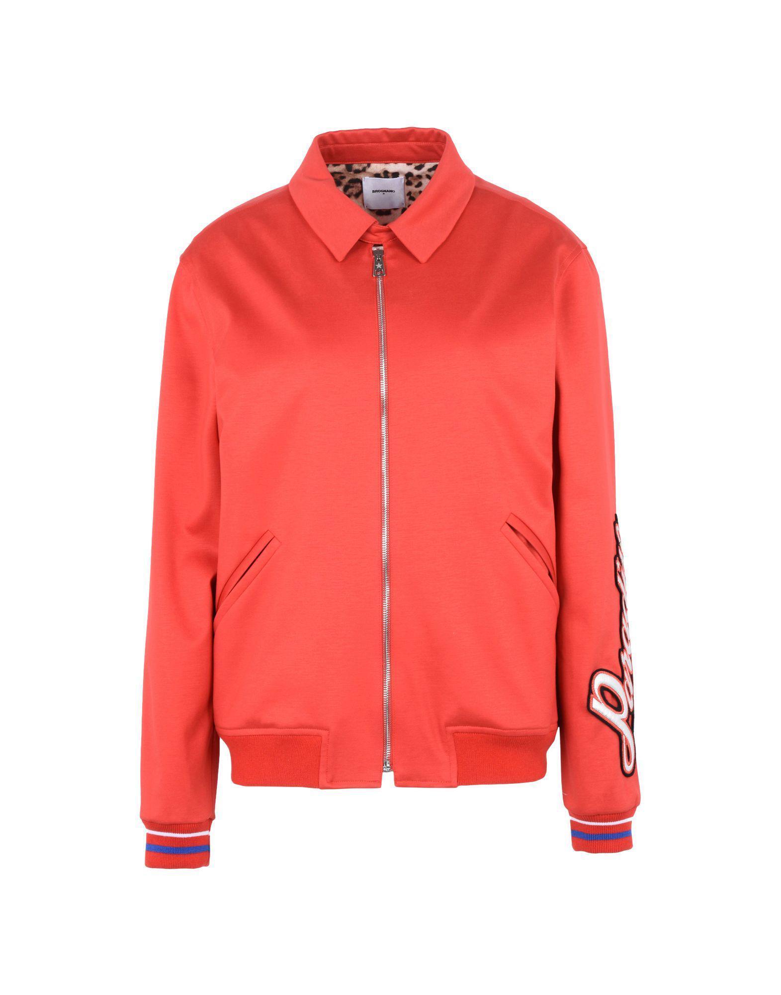 COATS & JACKETS - Jackets Brognano Free Shipping Collections cYTyuOKu