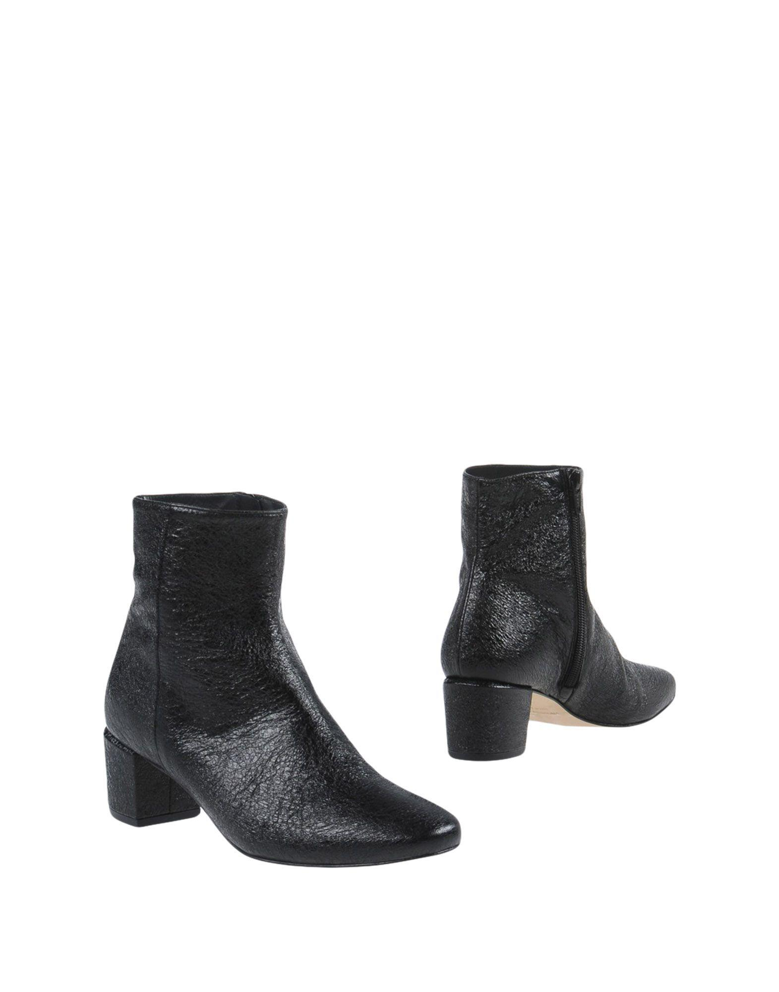 for cheap price Vanessa Bruno Round-Toe Suede Ankle Boots top quality online cheap for sale clearance big sale discount purchase E9fUoAZKk