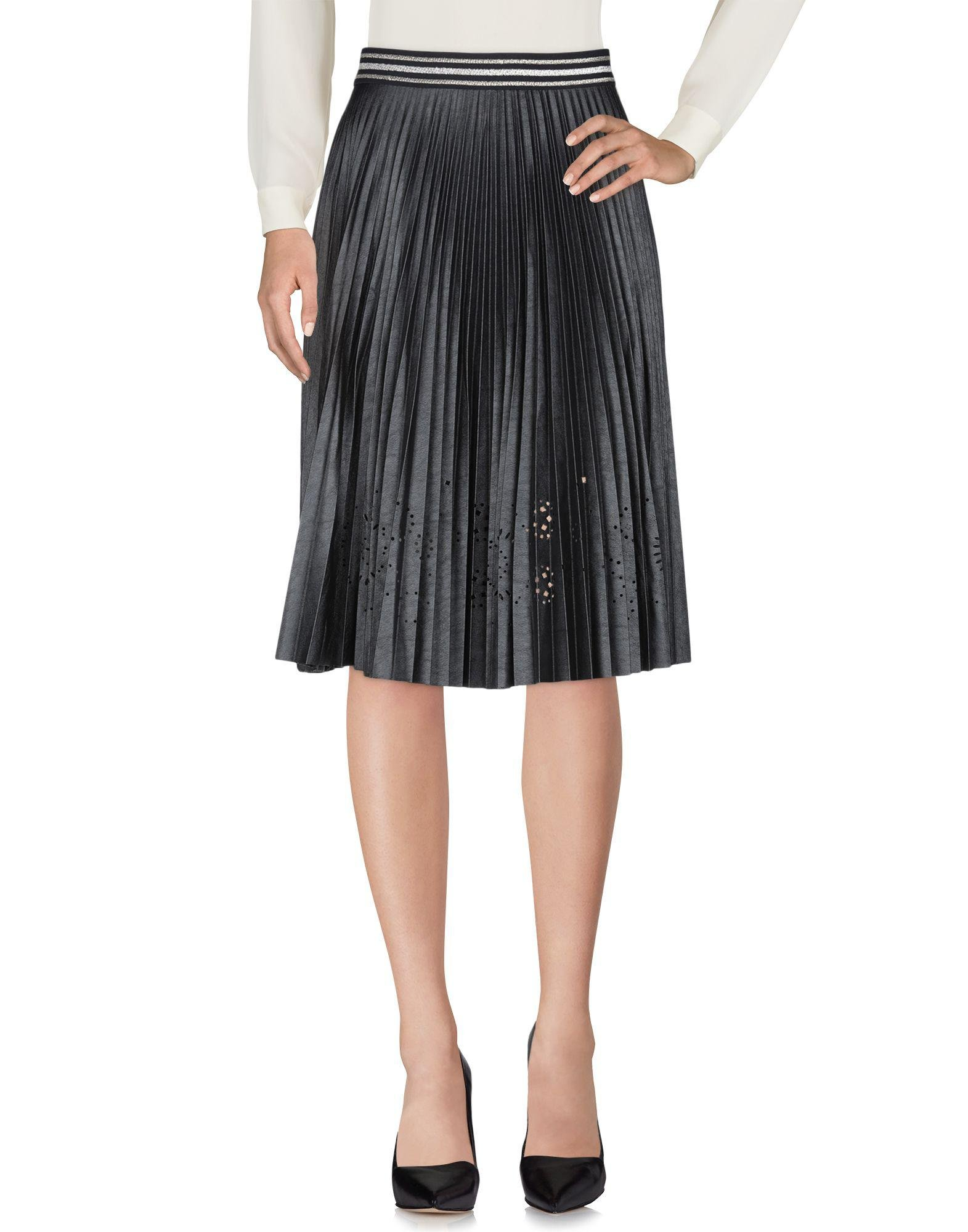 SKIRTS - Knee length skirts Beatrice. B Professional Online vn31dzfO