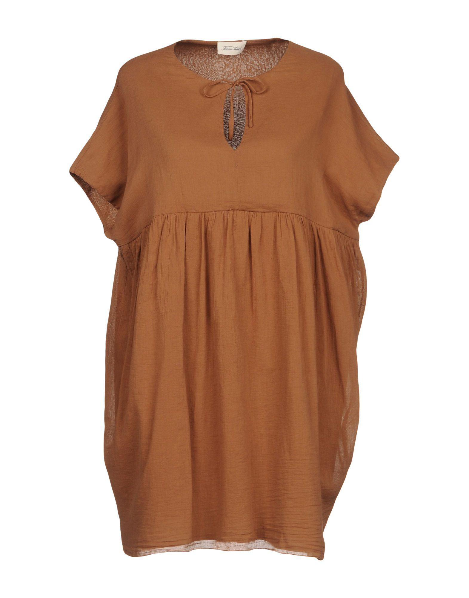 DRESSES - Short dresses American Vintage mbKhbS3jV