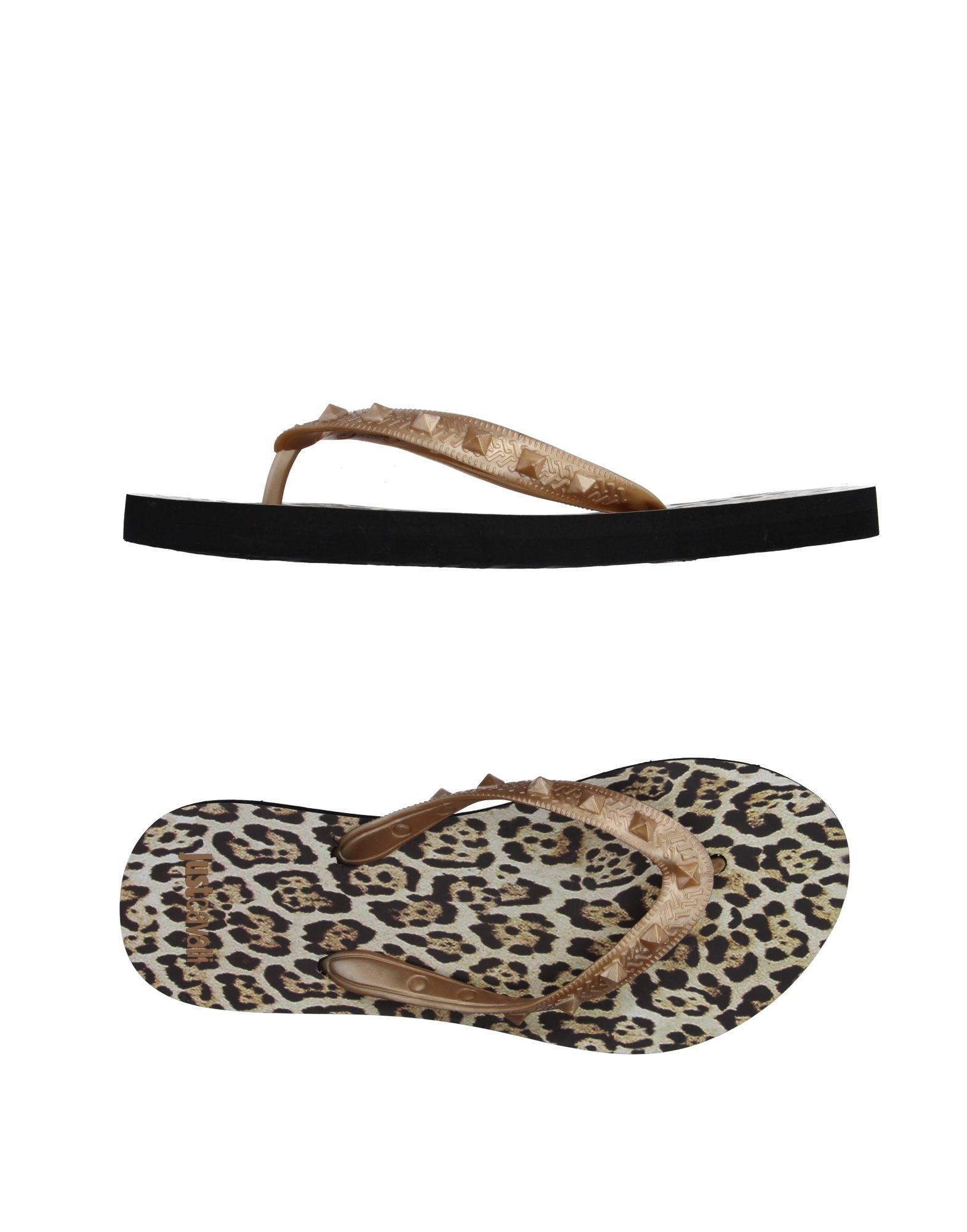 FOOTWEAR - Toe post sandals Just Cavalli kc8MrXx