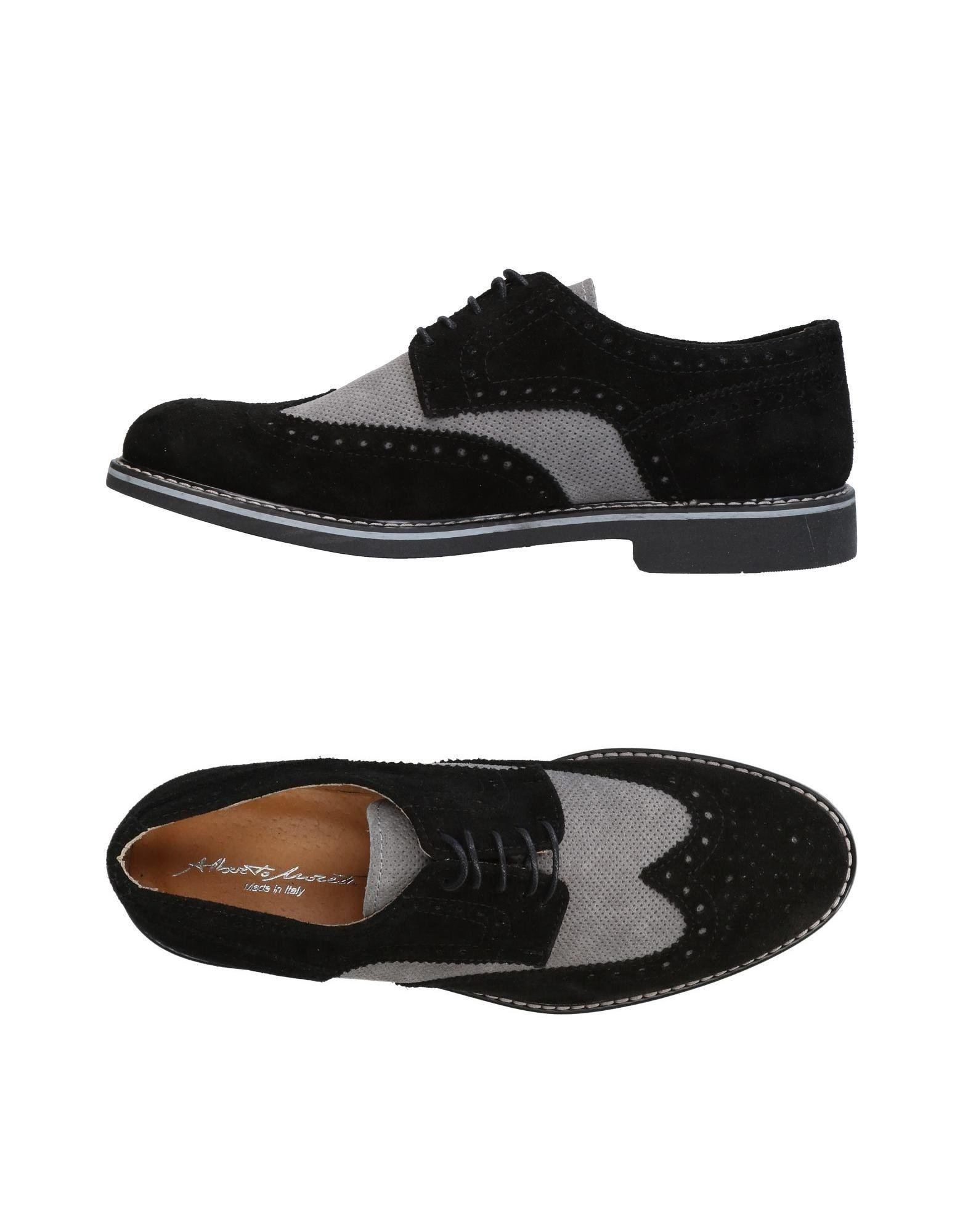 FOOTWEAR - Lace-up shoes Alberto Moretti kehD7ZxSVs