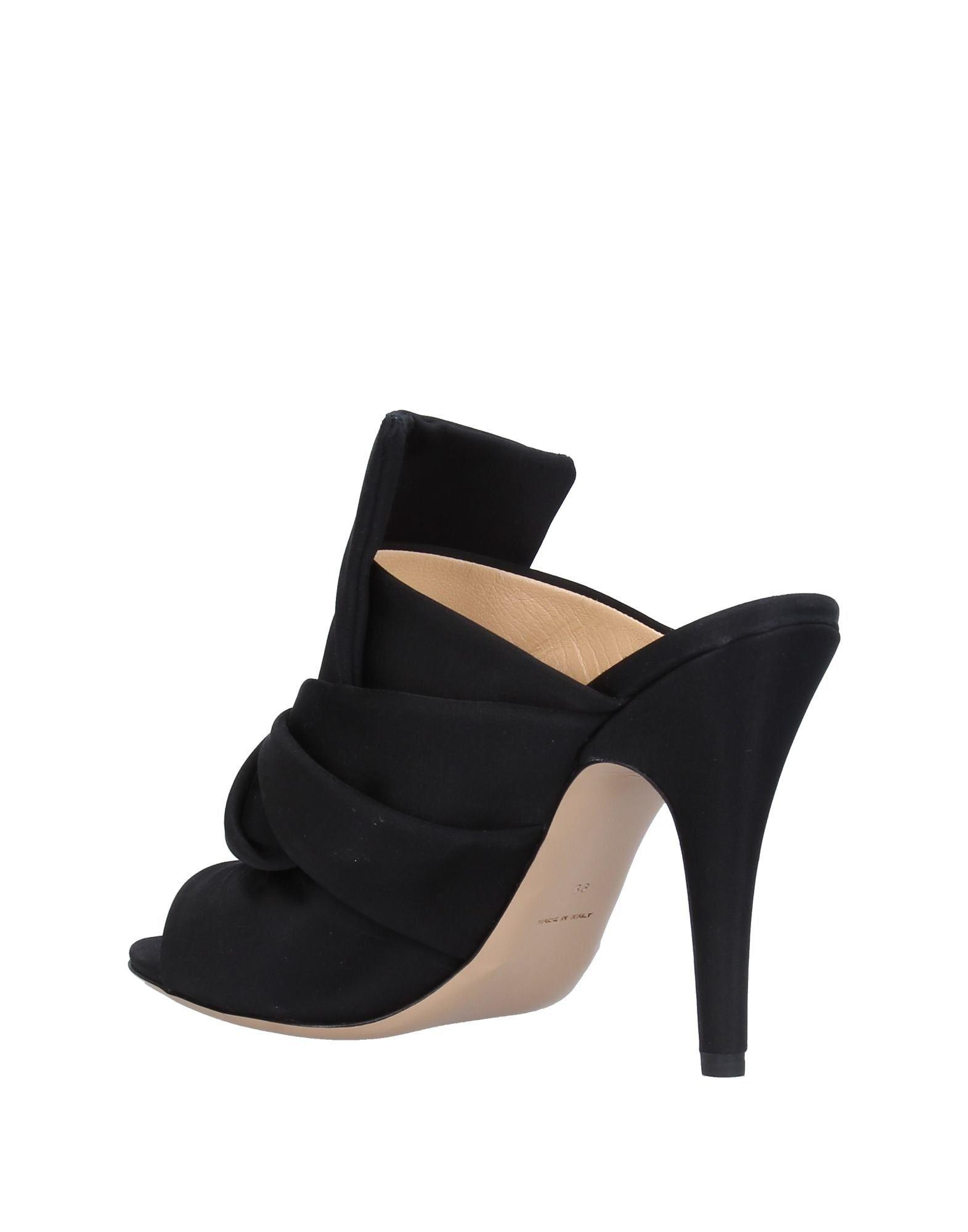 Gianluca Sandals In Black Capannolo Lyst 45RqA3jL