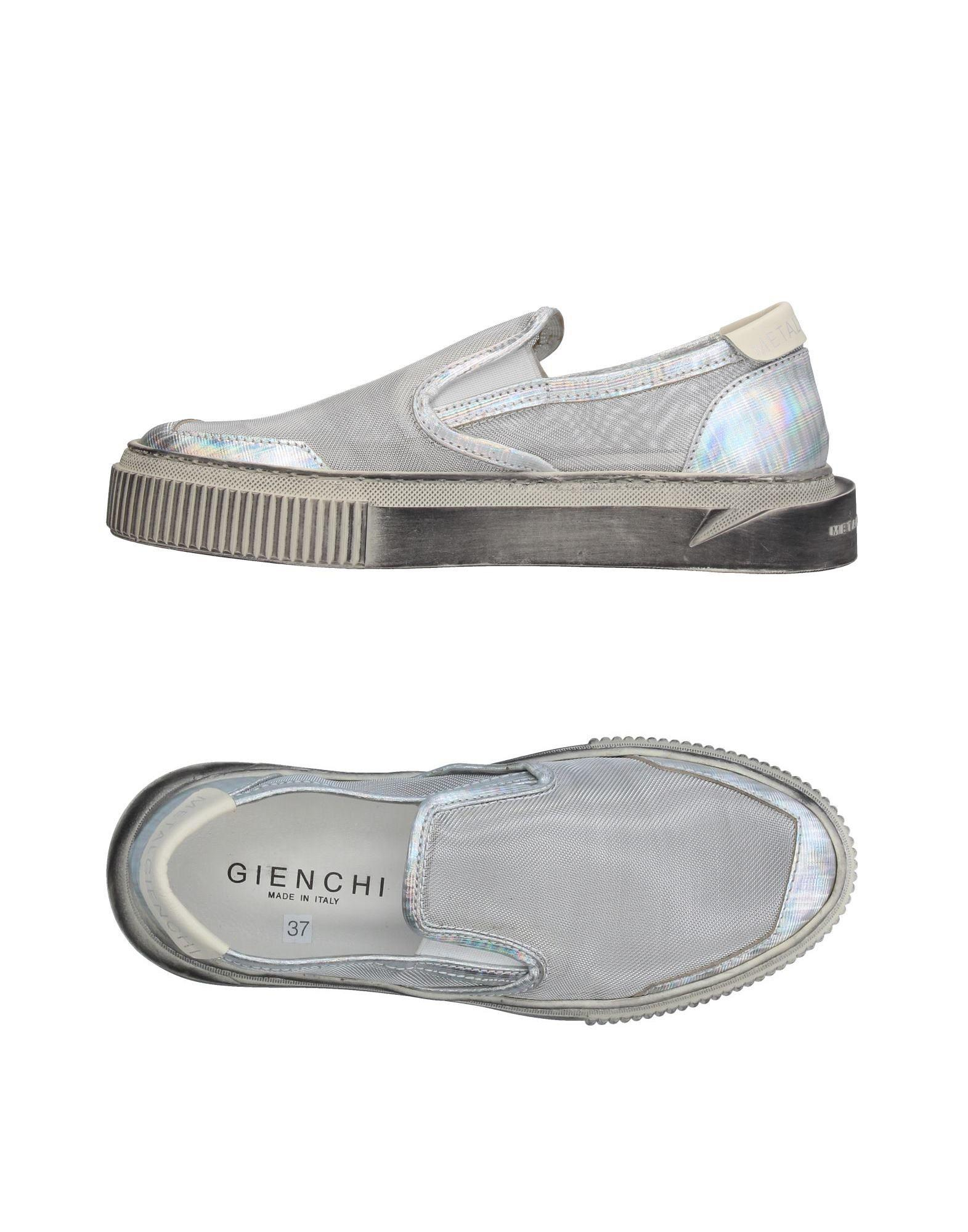 Métal Gienchi Bas-tops Et Chaussures De Sport qyLIoxUEO