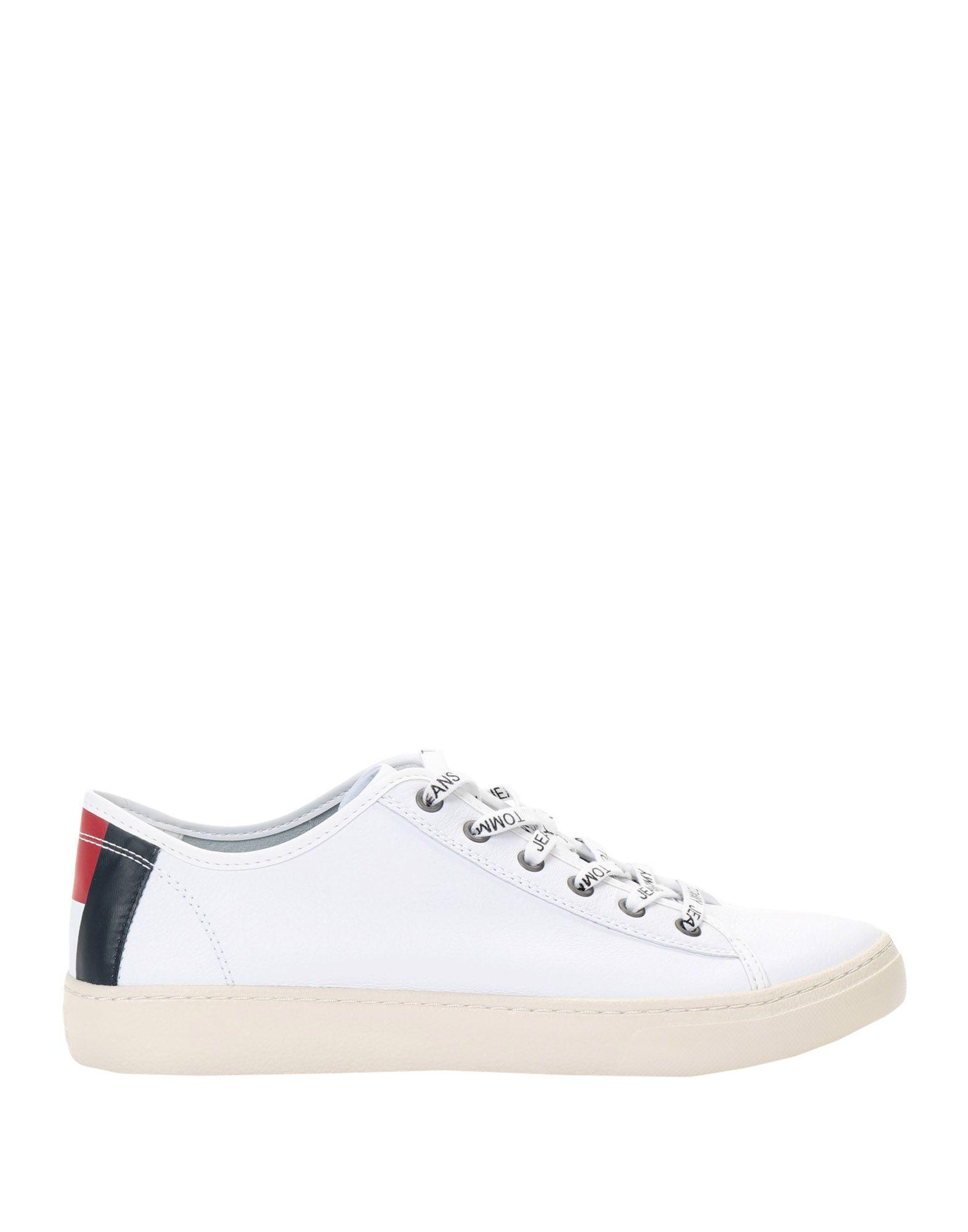 b2db212c78181 Lyst - Tommy Hilfiger Low-tops   Sneakers in White for Men