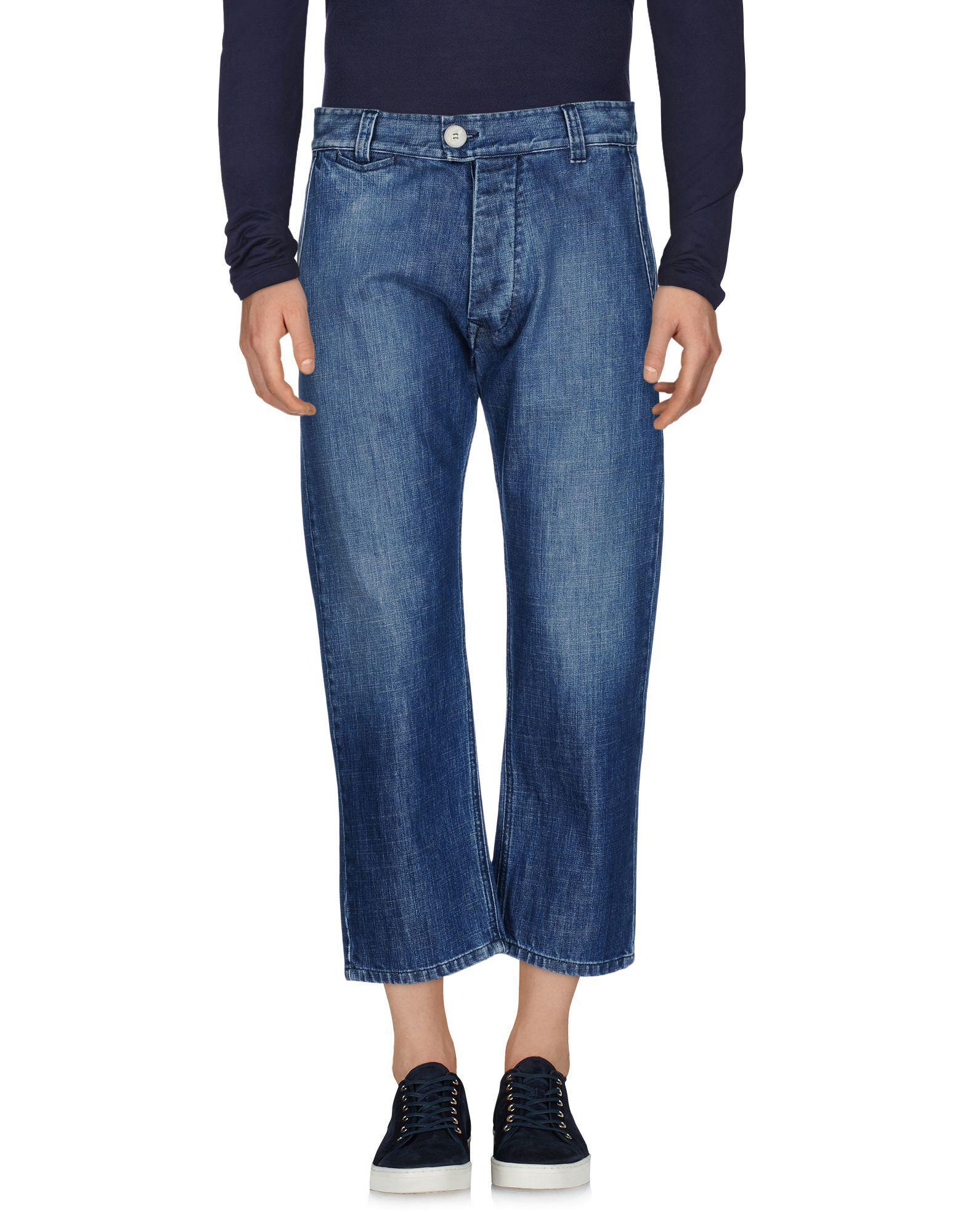 DENIM - Denim trousers Christian Pellizzari 1DRBy