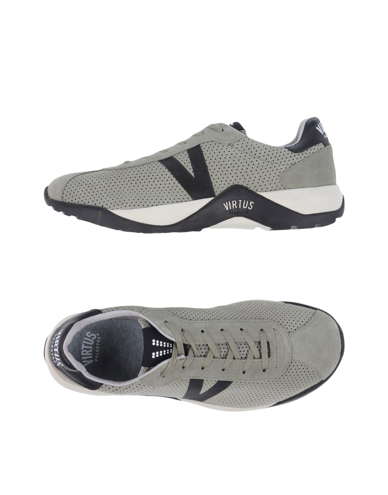 Chaussures - Bas-tops Et Baskets Virtus Palestre clZO56CBz