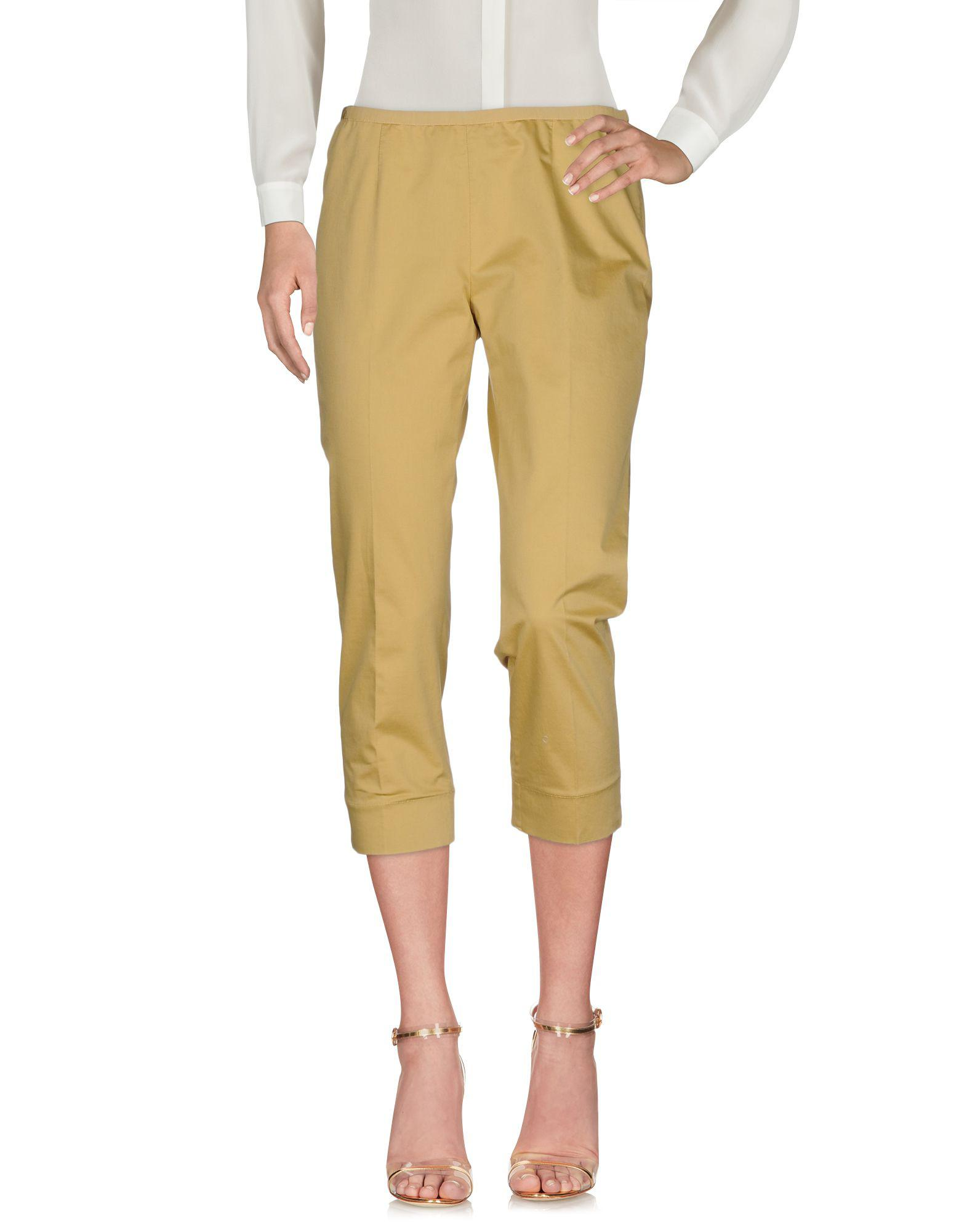 TROUSERS - 3/4-length trousers PESERICO 8NUCNYdmwC