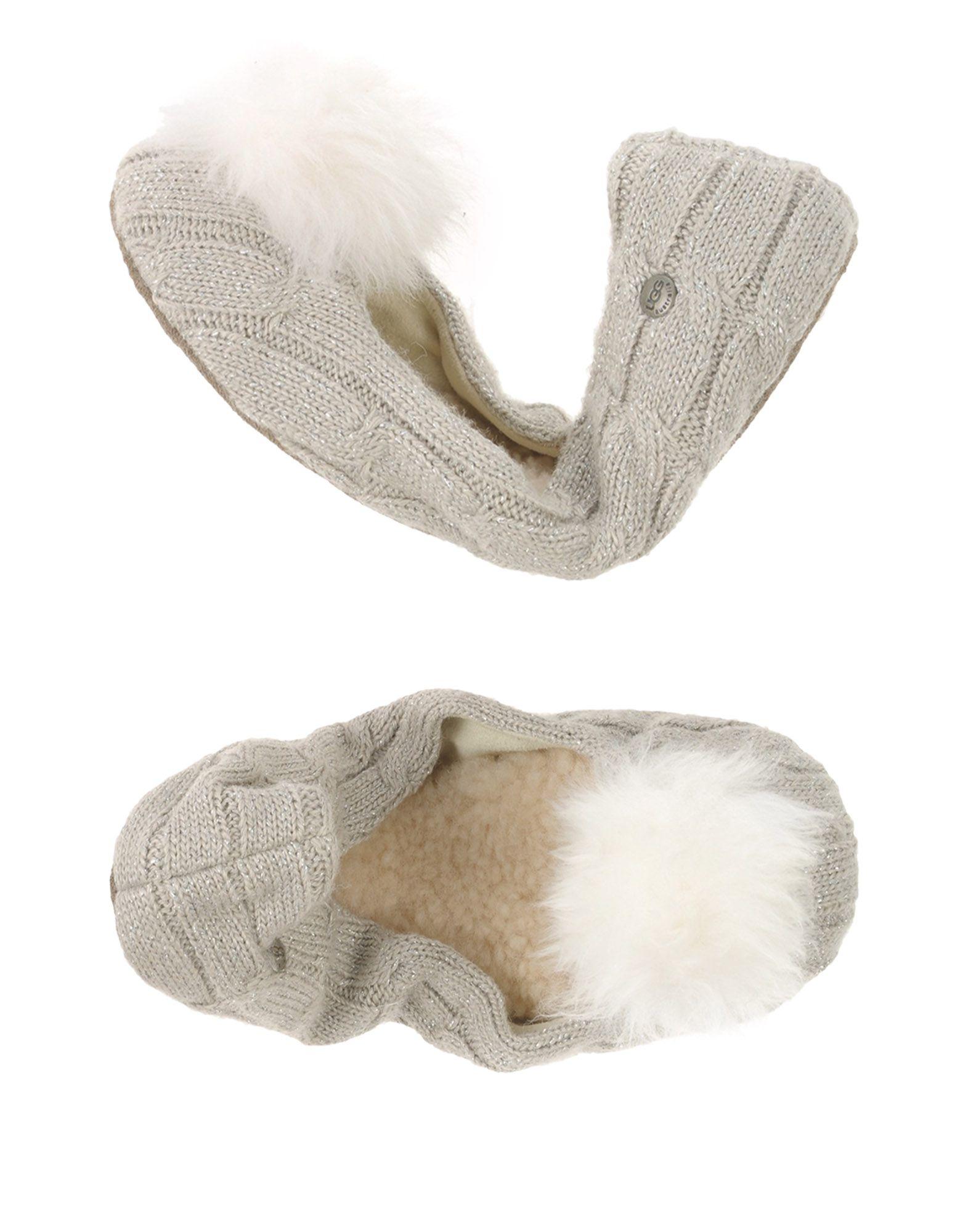 ugg slippers gray