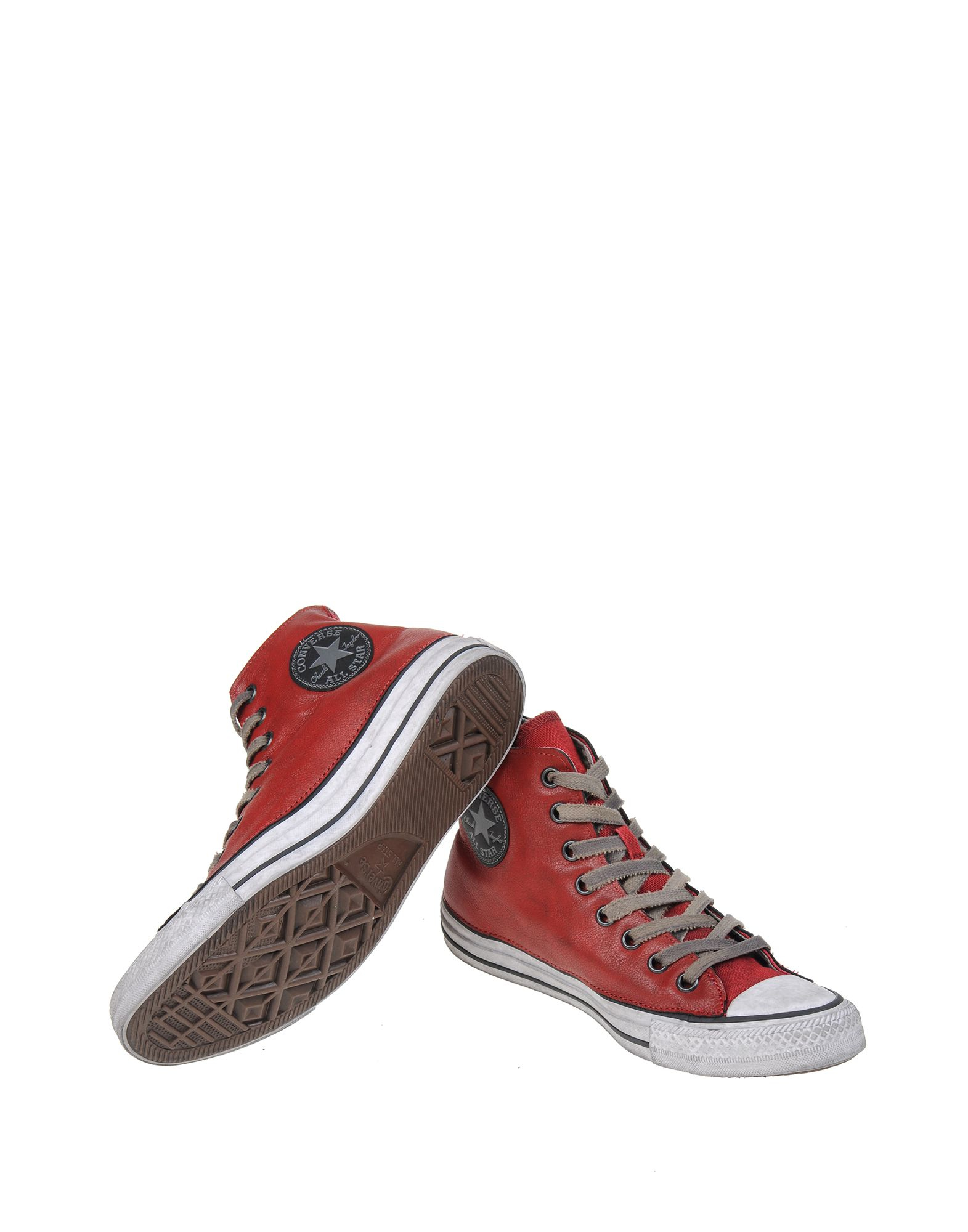 Lyst - Converse High-tops & Sneakers in Red for Men