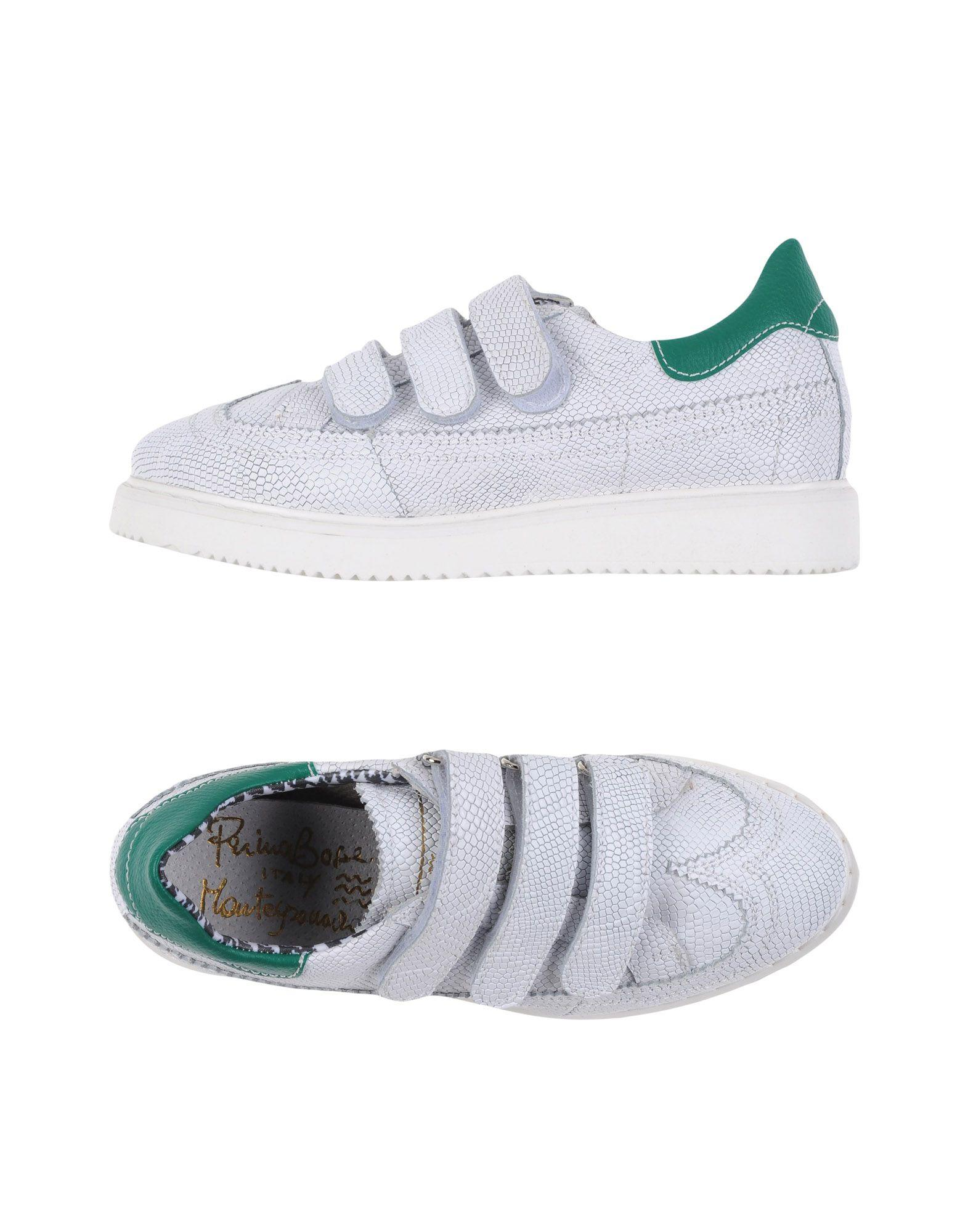 primabase low tops sneakers in white lyst