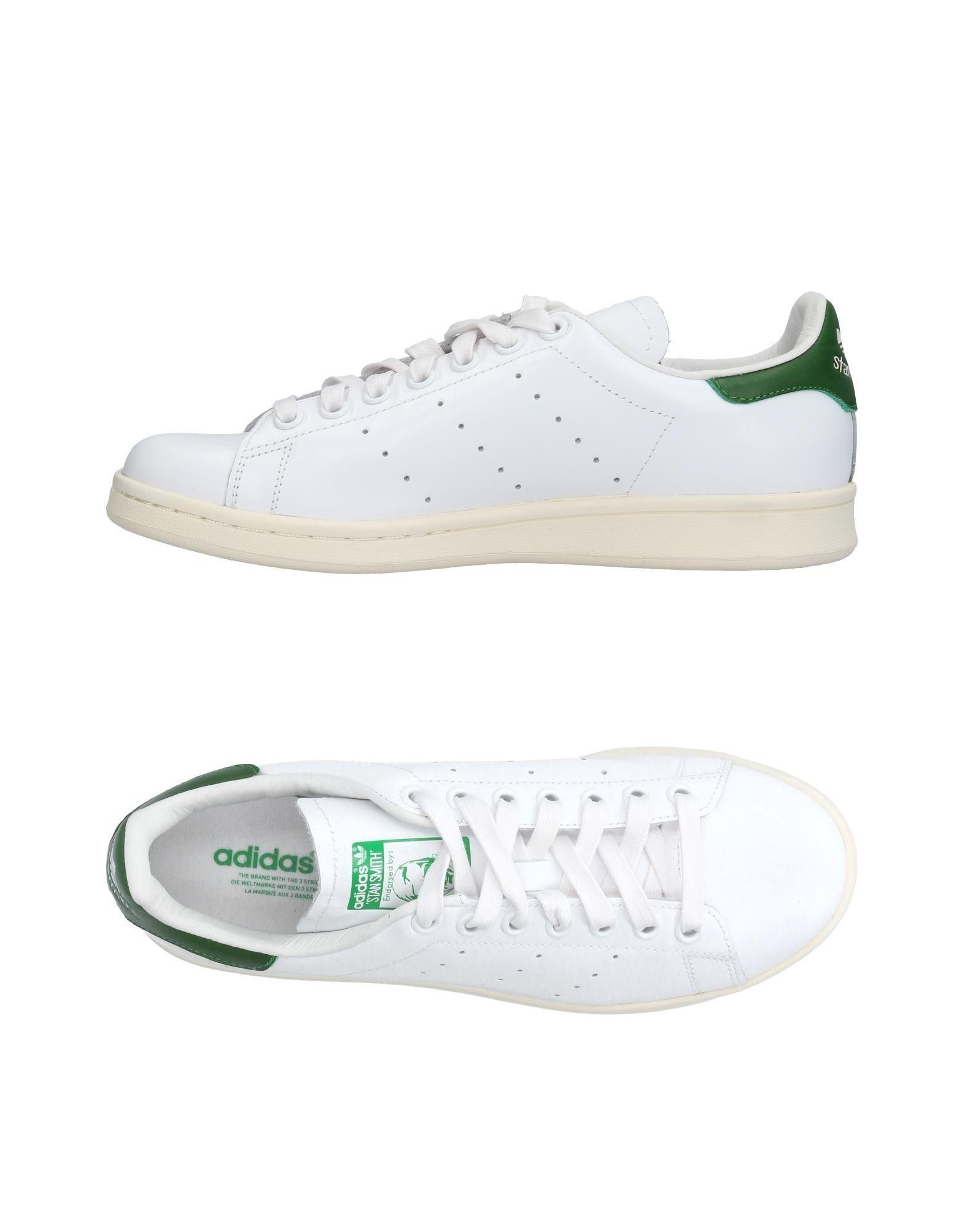 Lyst - Adidas Originals Low-tops U0026 Sneakers In White For Men
