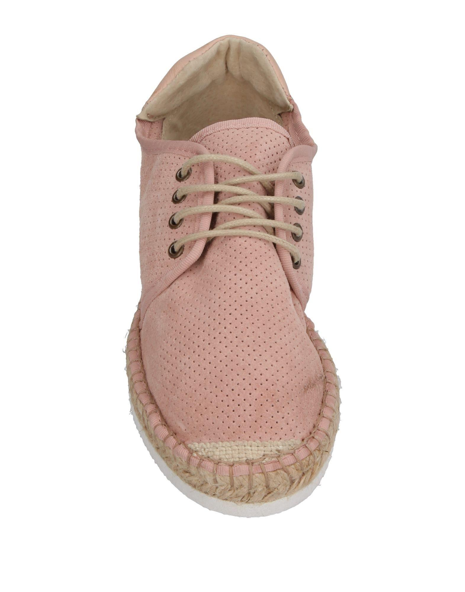 Jc Lewis Ford >> Lyst - Pieces Espadrilles in Pink