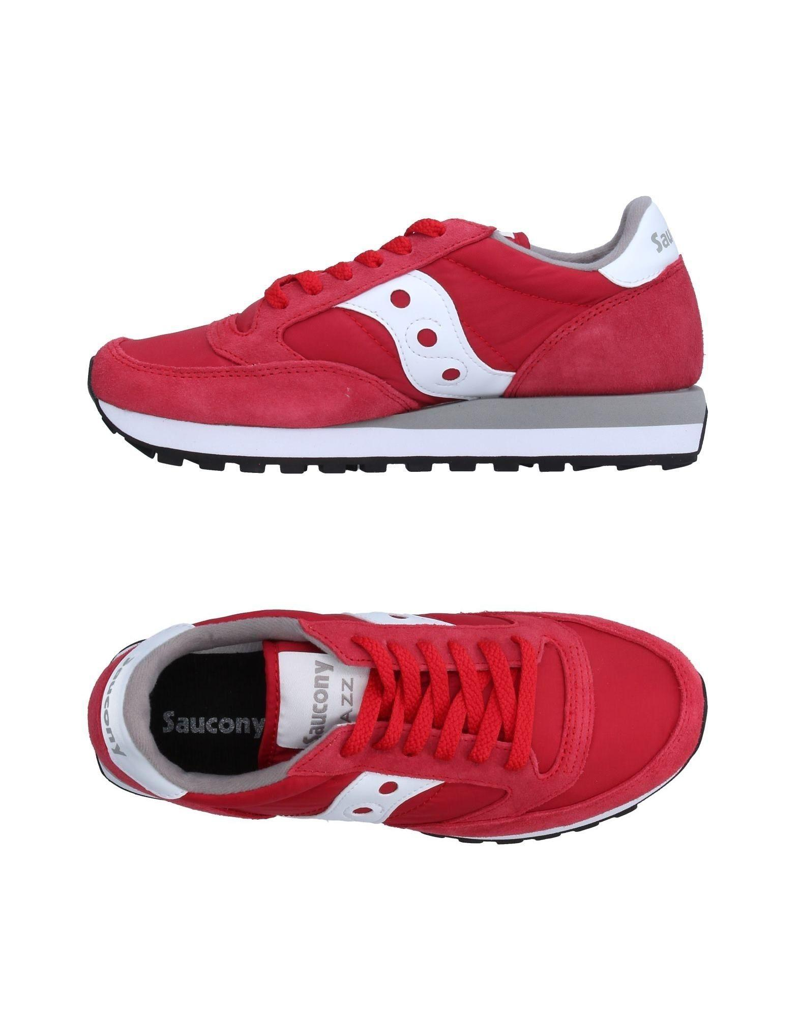 66e251257e9b Lyst - Saucony SAUCONY Sneaker jazz rossa in Red for Men - Save 54%