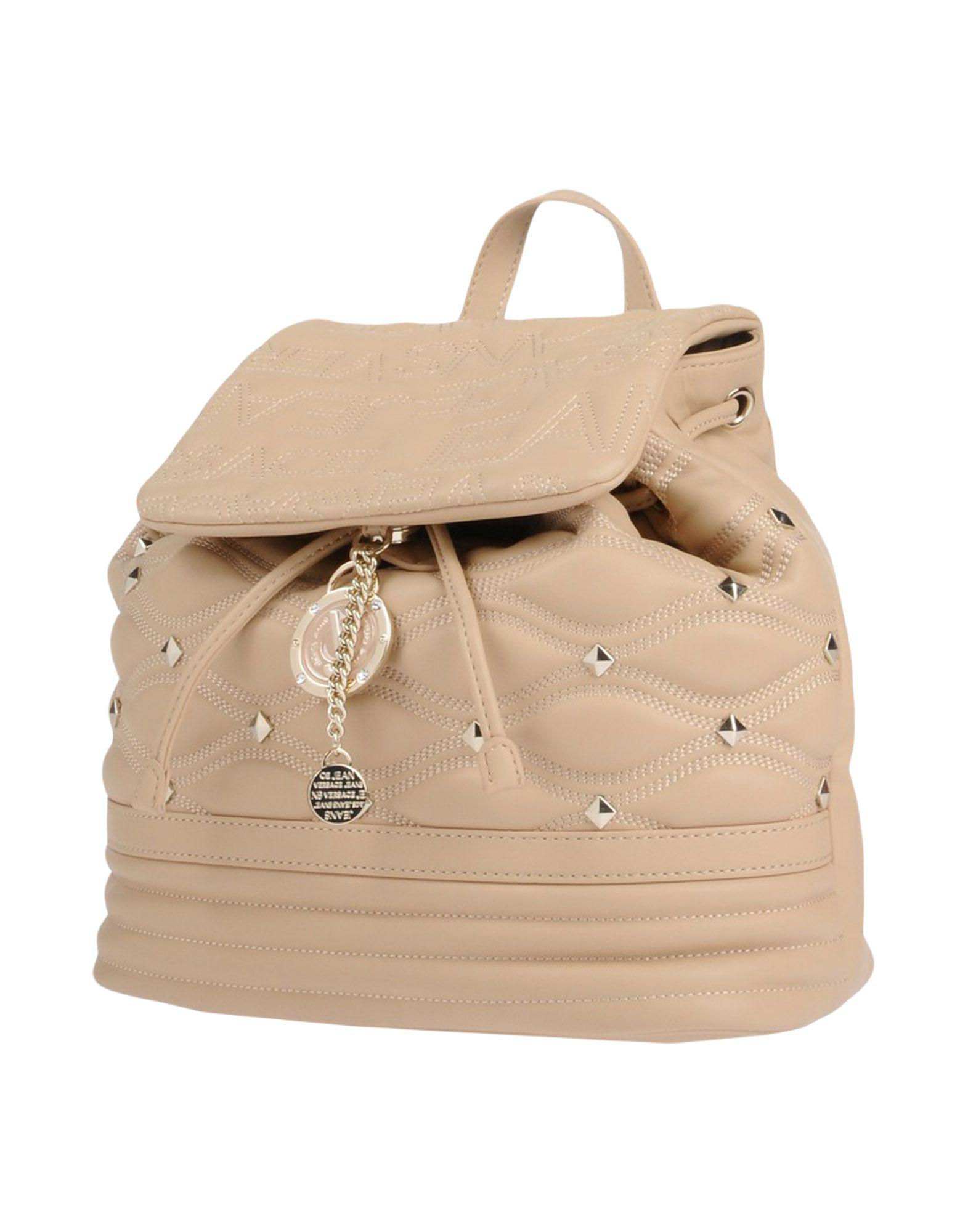 Lyst - Versace Jeans Backpacks   Fanny Packs in Natural 920c9ff073