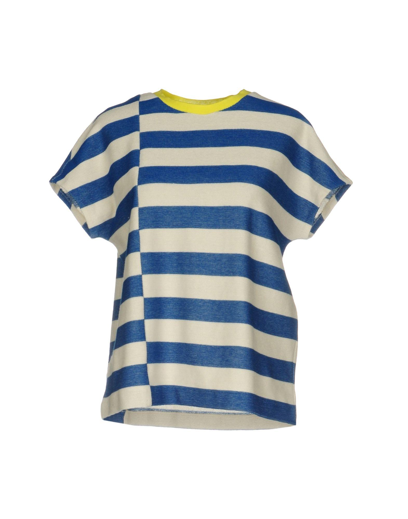 Tory Burch T Shirt In Blue Lyst